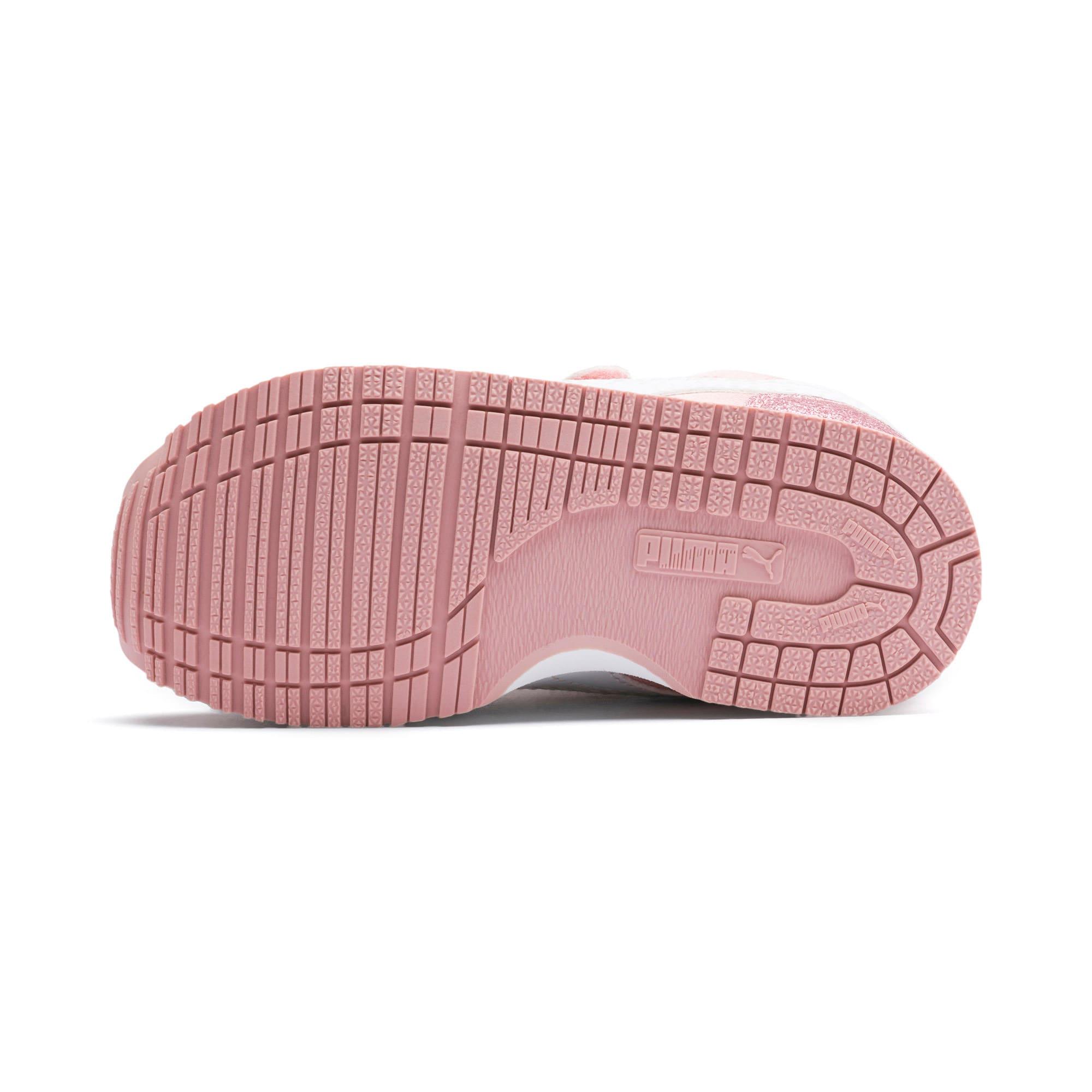 Miniatura 4 de Zapatos Cabana Racer Glitz AC INF, Bridal Rose-Puma White, mediano