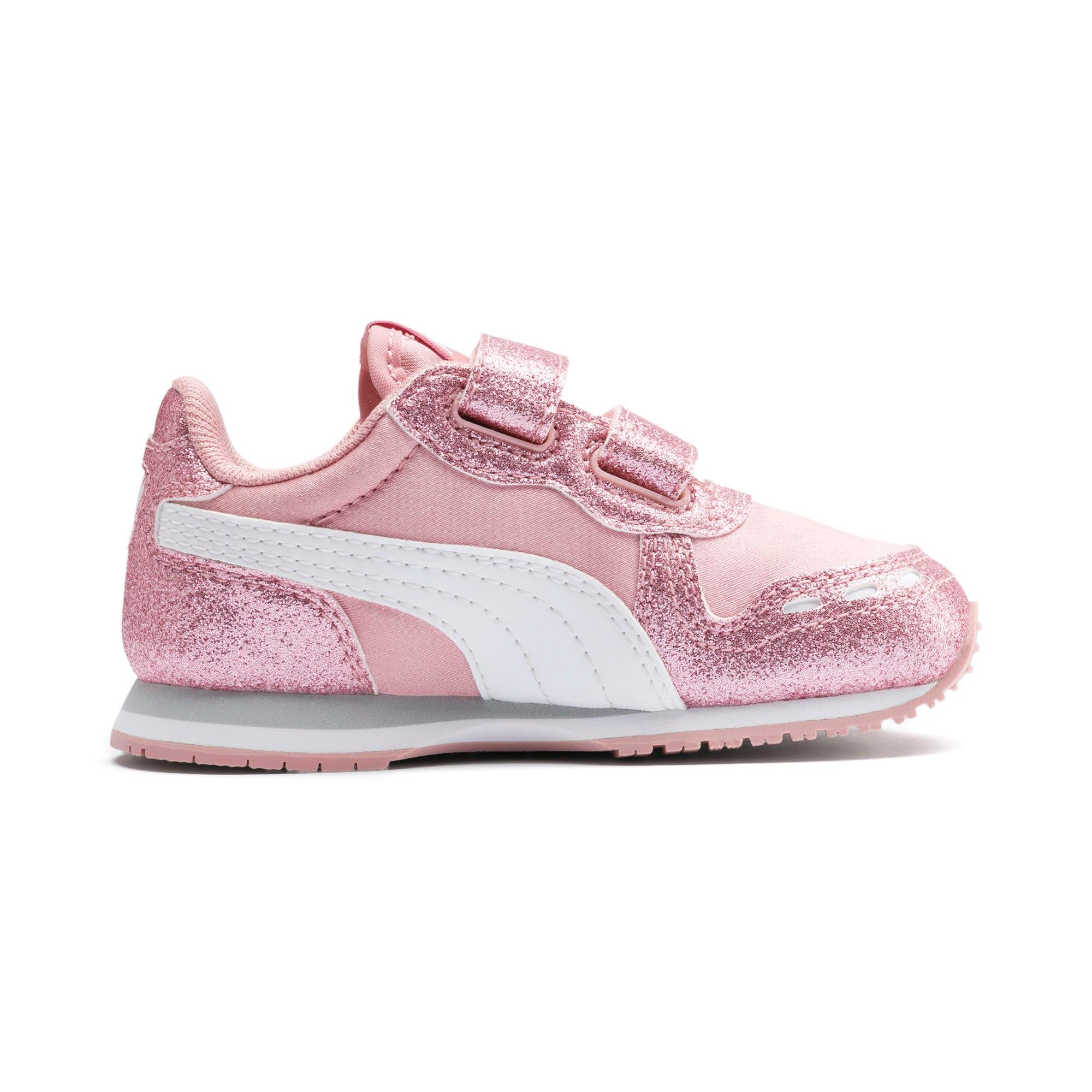 Miniatura 5 de Zapatos Cabana Racer Glitz AC INF, Bridal Rose-Puma White, mediano