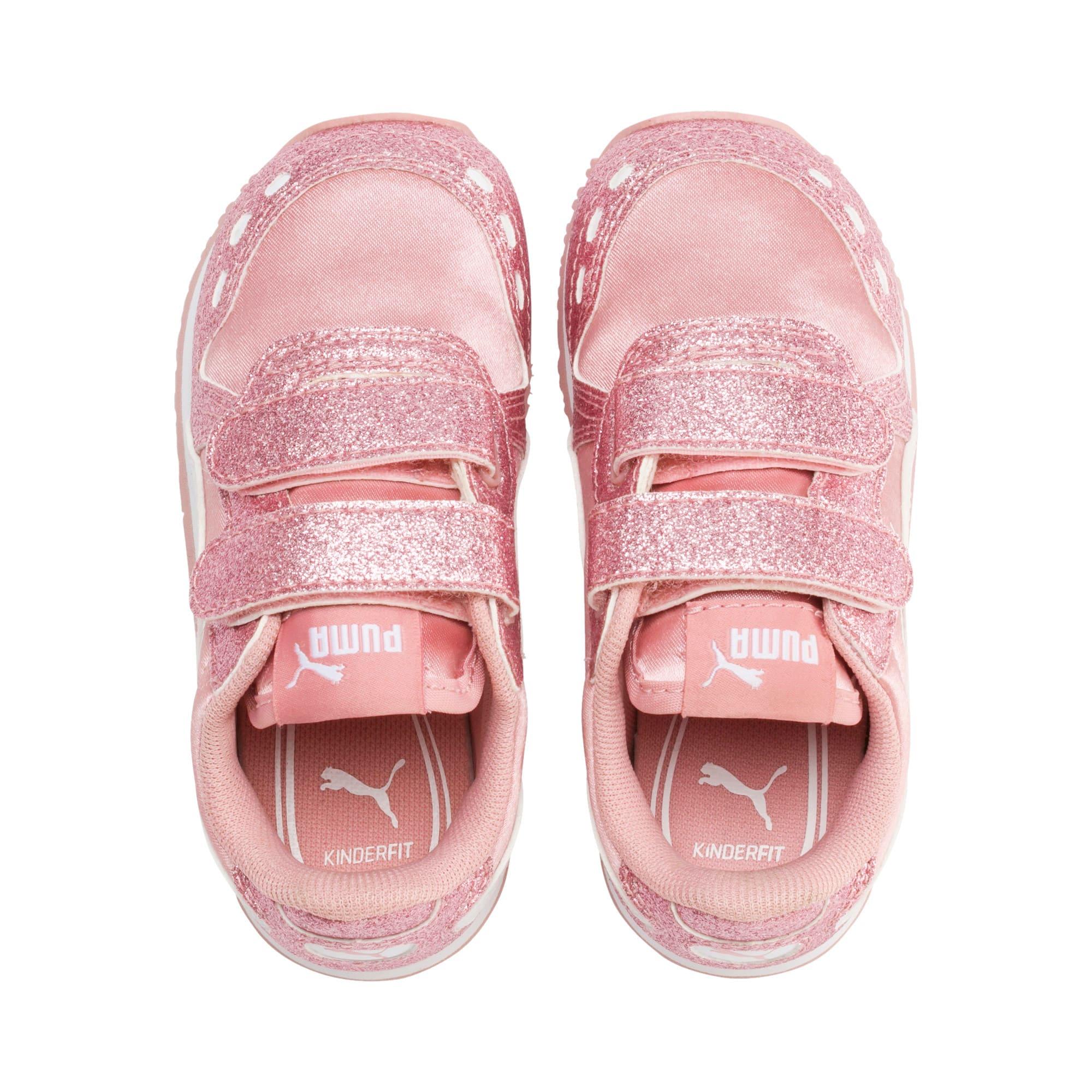 Miniatura 6 de Zapatos Cabana Racer Glitz AC INF, Bridal Rose-Puma White, mediano