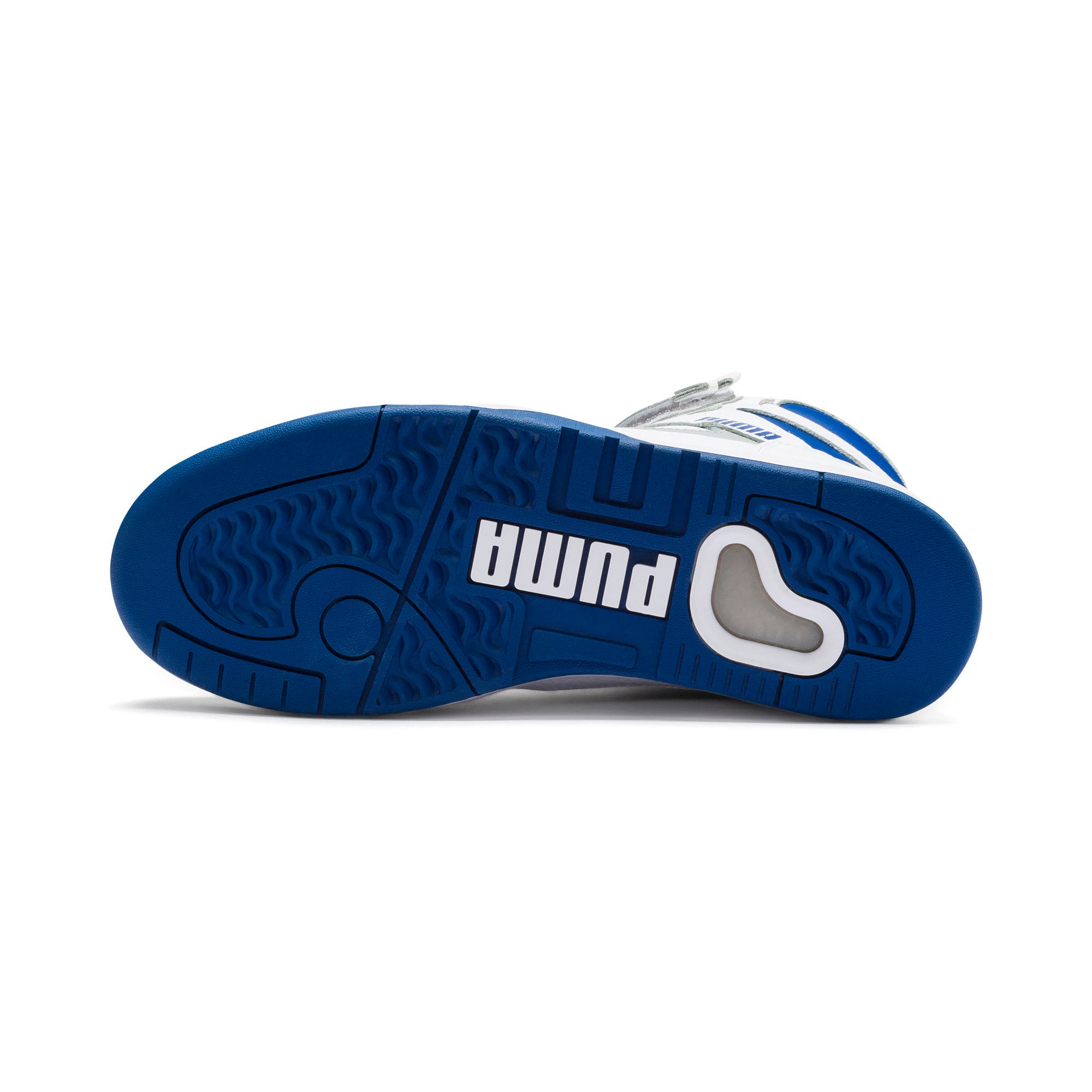 Thumbnail 5 of Palace Guard Mid Athletic Sneakers, P Wht-High Rise-Galaxy Blue, medium