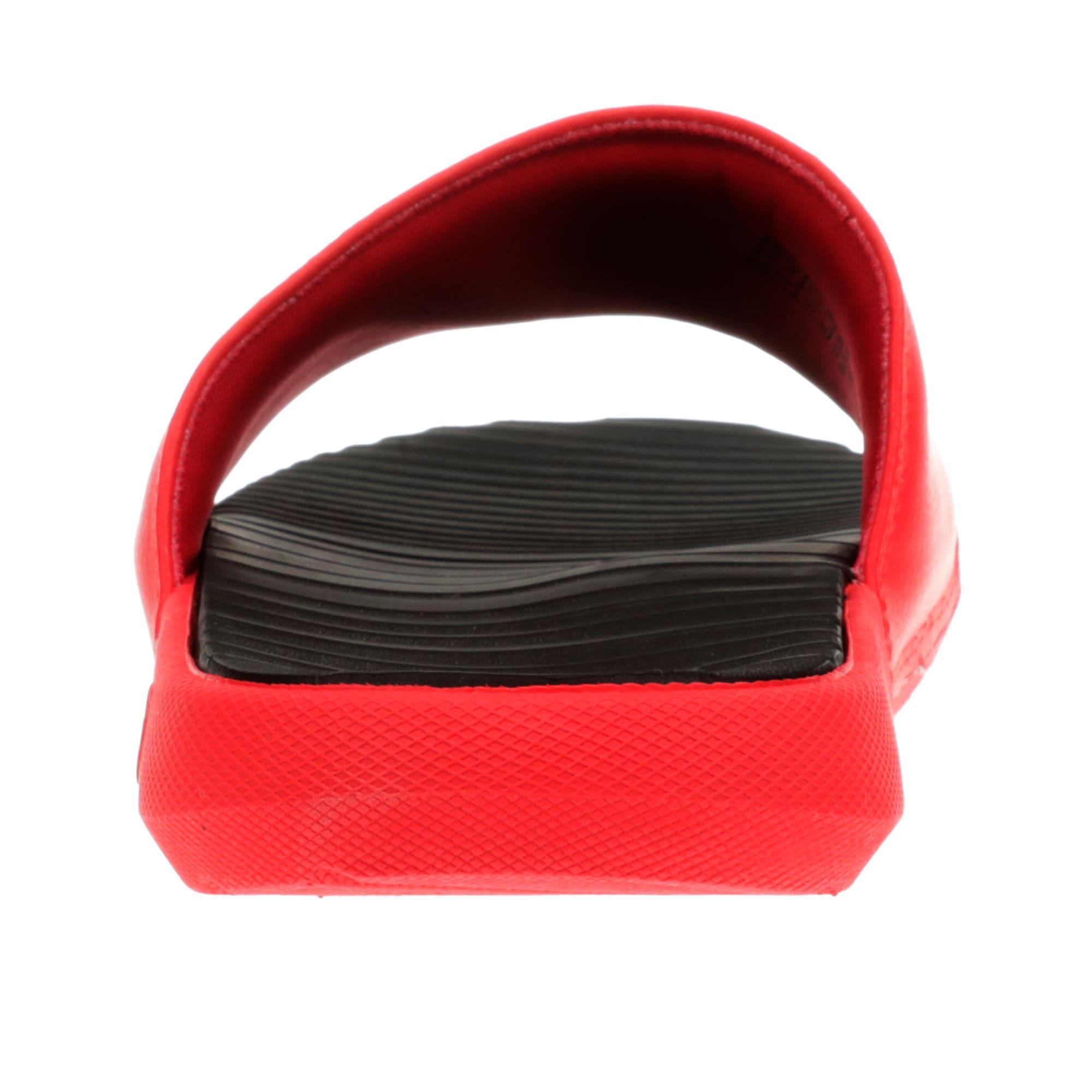 Thumbnail 3 of Cool Cat Men's Slides, High Risk Red-Puma Black, medium
