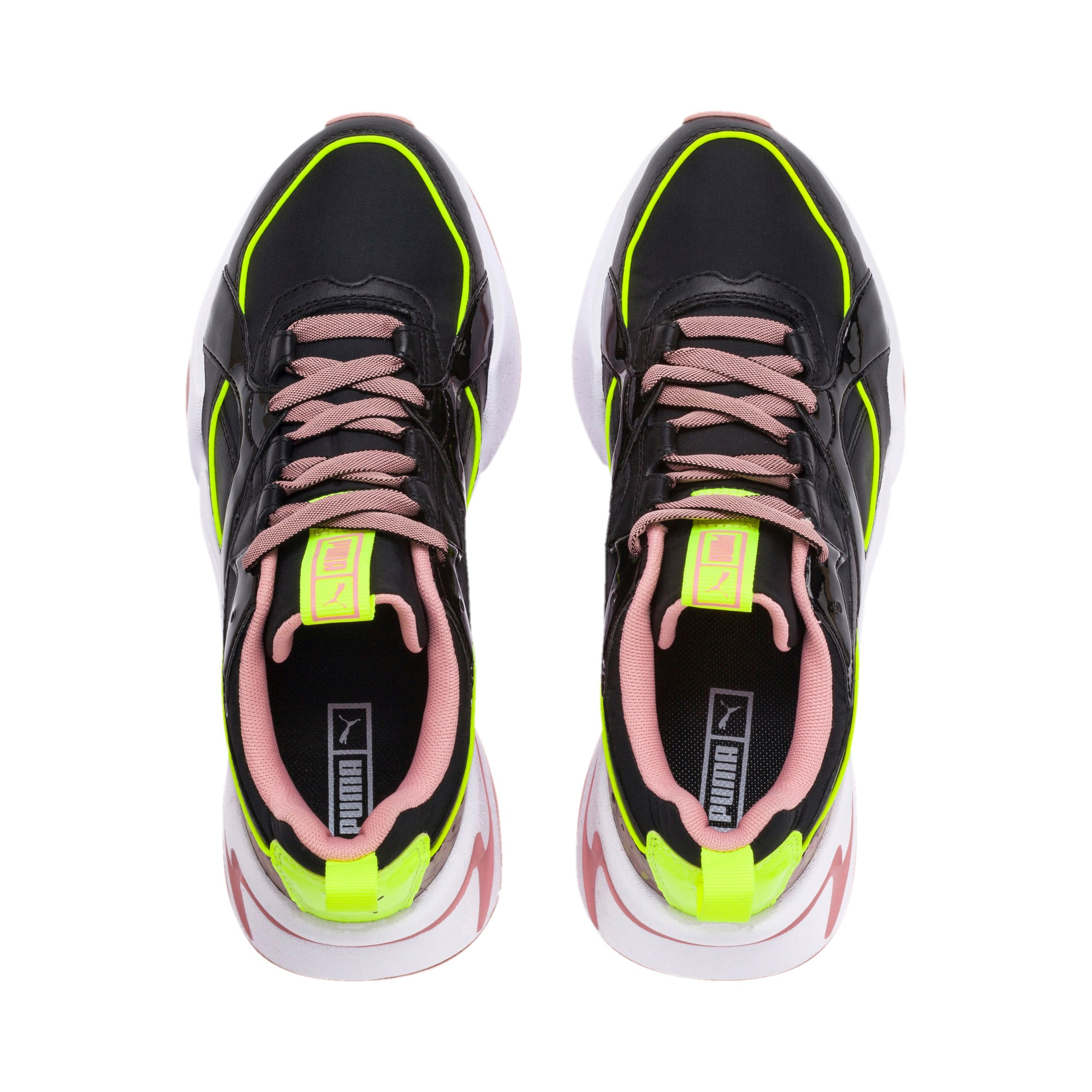Thumbnail 7 of Nova 2 Shift Women's Trainers, Puma Black-Bridal Rose, medium