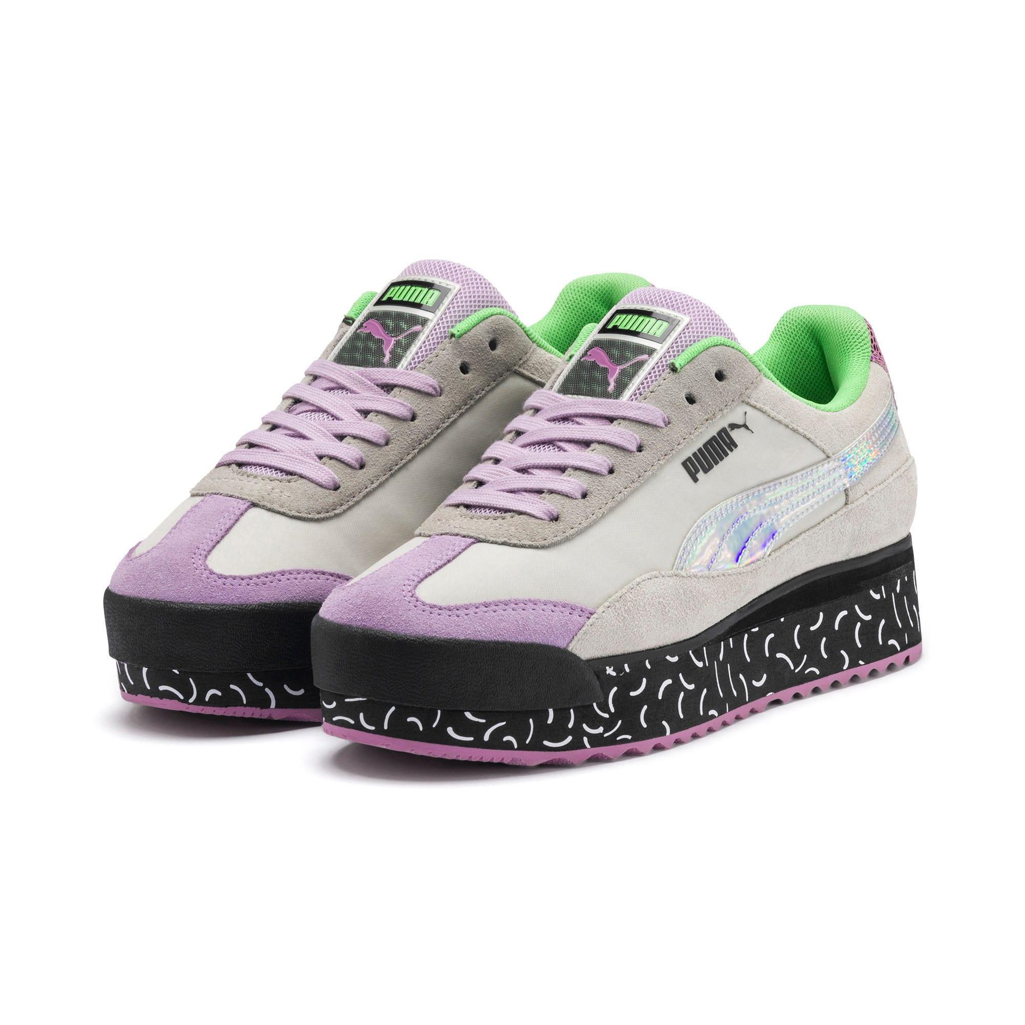 Thumbnail 2 of Roma Amor Dimension Women's Sneakers, Agate Gray-Smoky Grape, medium