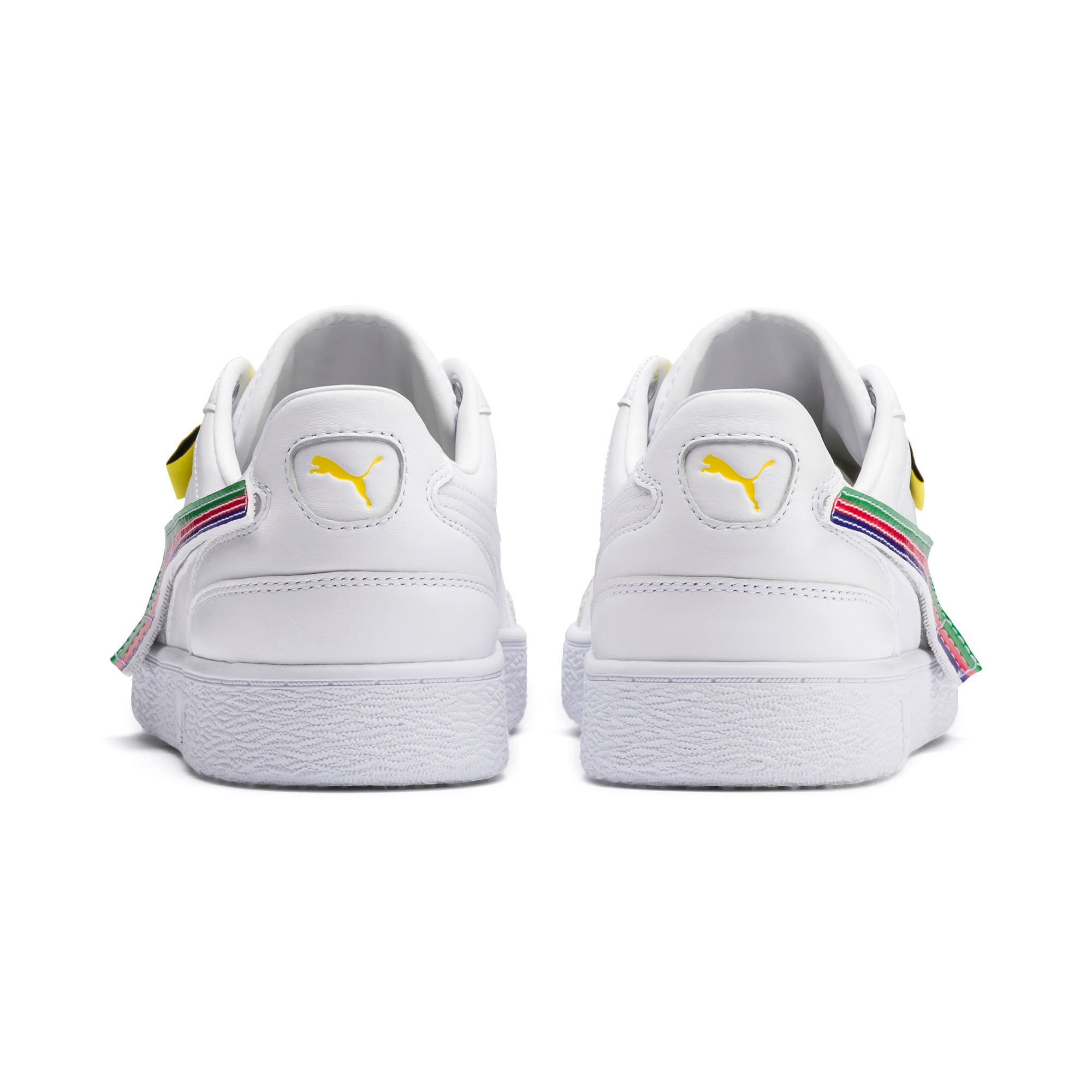 Thumbnail 3 of PUMA x CHINATOWN MARKET Ralph Sampson Lo Sneakers, Puma White, medium