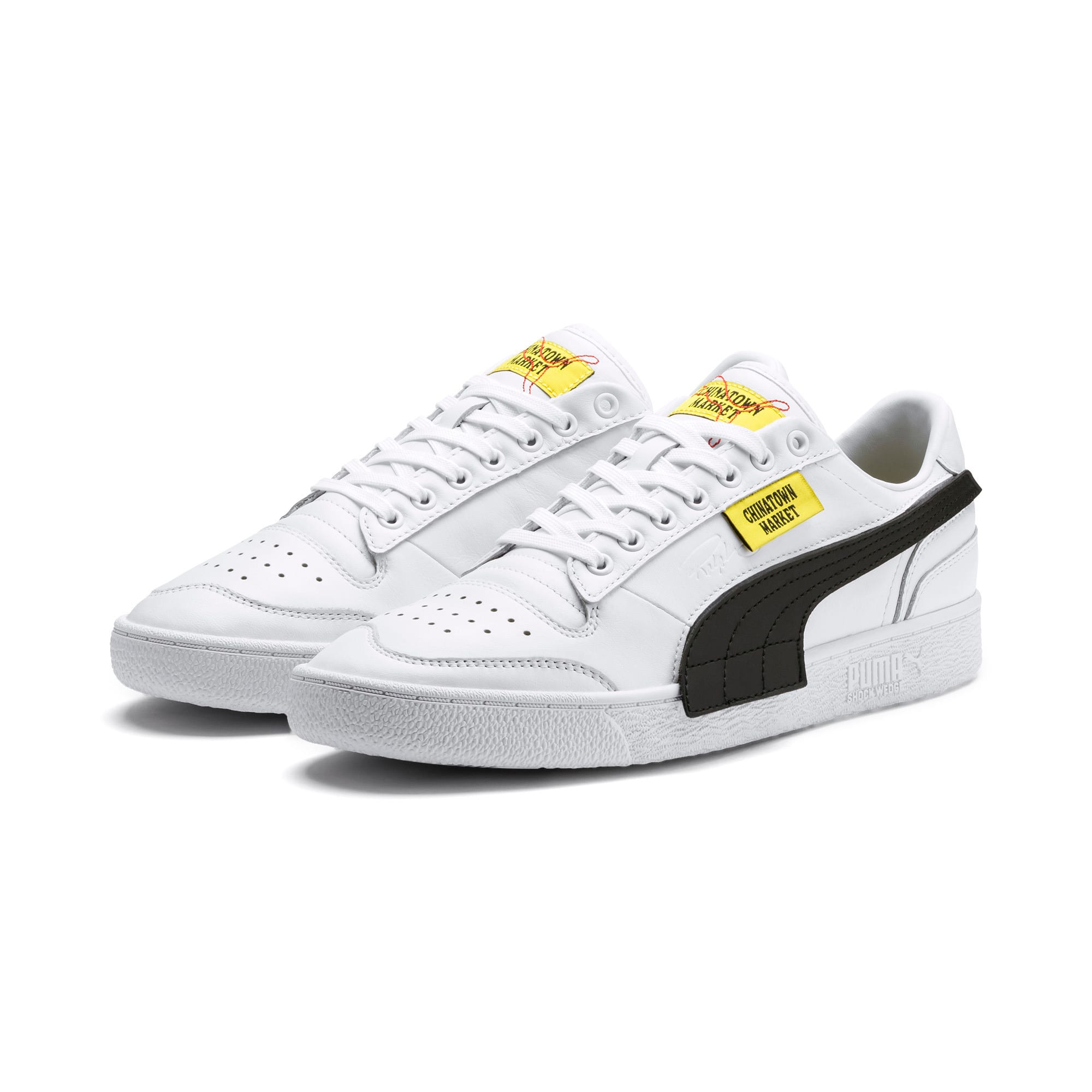 Thumbnail 7 of PUMA x CHINATOWN MARKET ラルフ サンプソン ローカット スニーカー, Puma White, medium-JPN