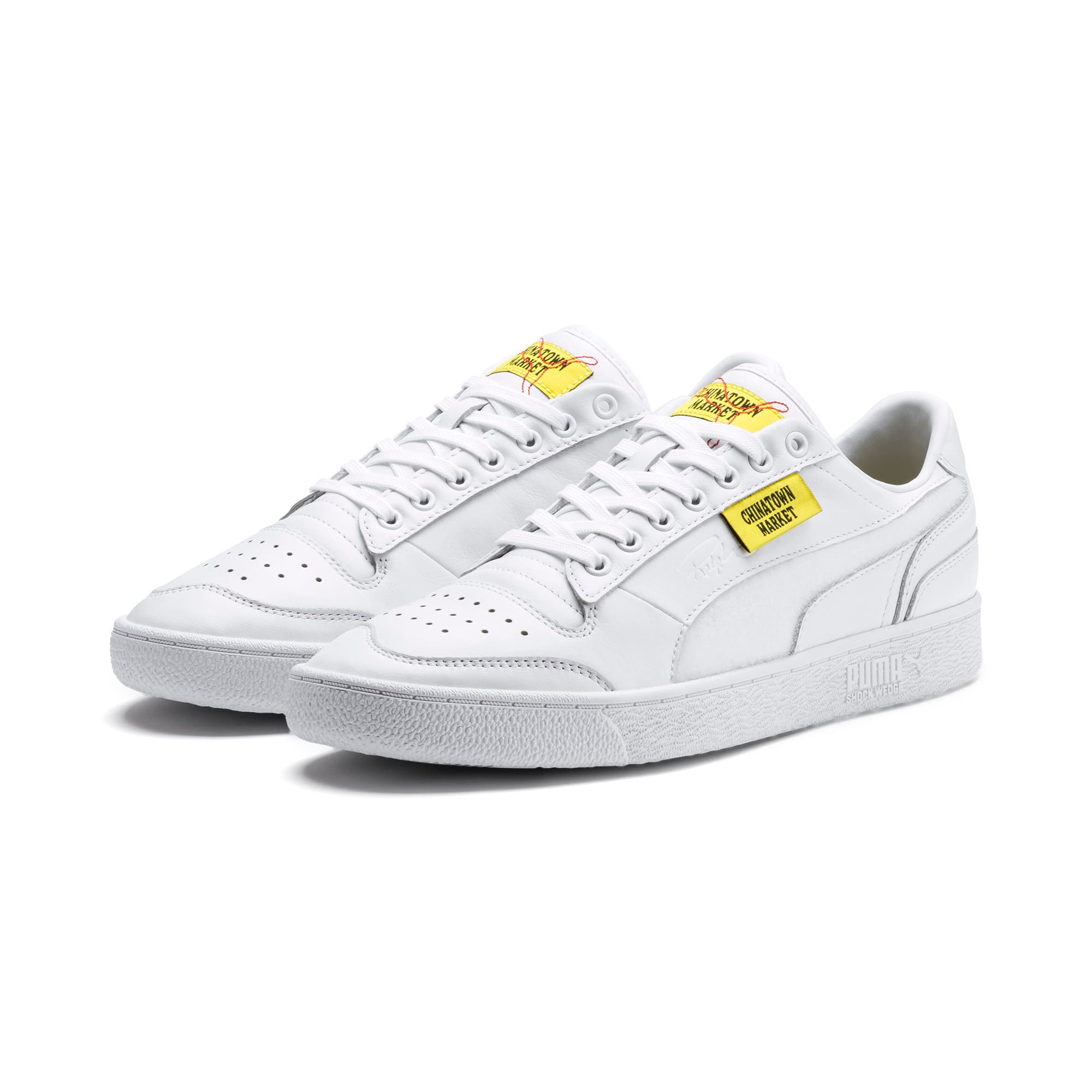 Thumbnail 9 of PUMA x CHINATOWN MARKET ラルフ サンプソン ローカット スニーカー, Puma White, medium-JPN