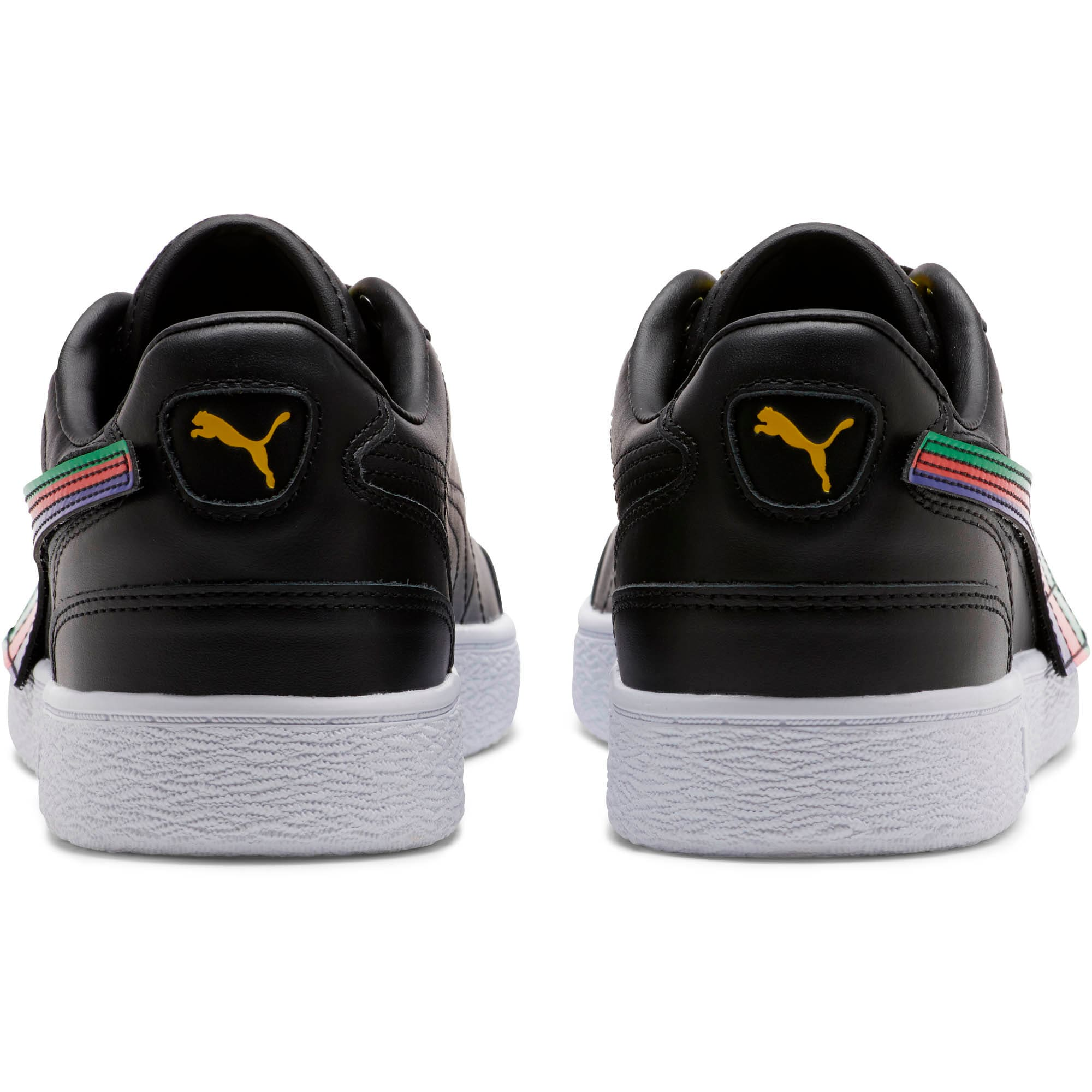 Thumbnail 4 of PUMA x CHINATOWN MARKET Ralph Sampson Lo Sneakers, Puma Black, medium