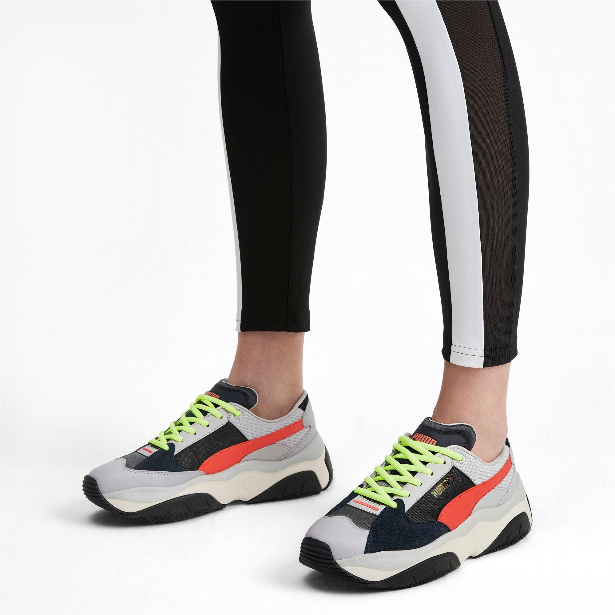 Imagen en miniatura 2 de Zapatillas de mujer STORM.Y, Gray Violet, mediana