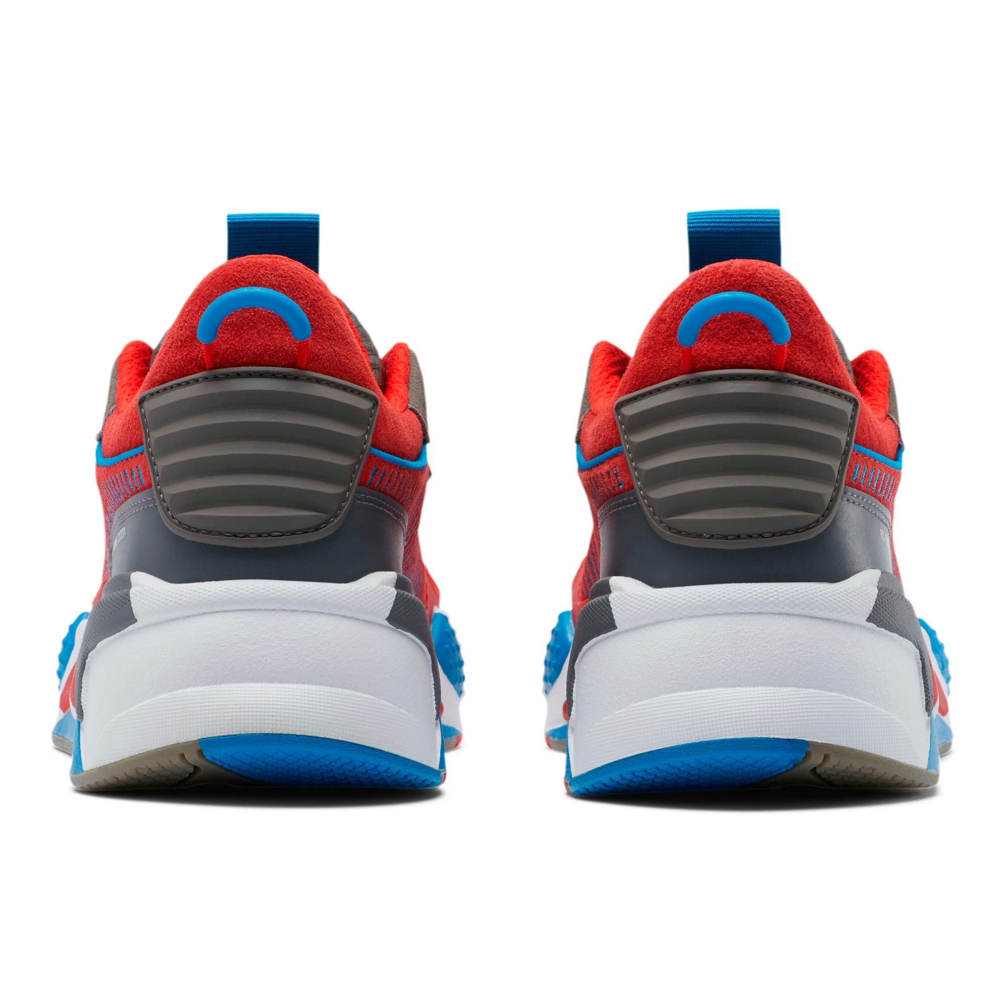 Miniatura 3 de Zapatos deportivos RS-X Retro, Red-Steel Gray-Indigo, mediano