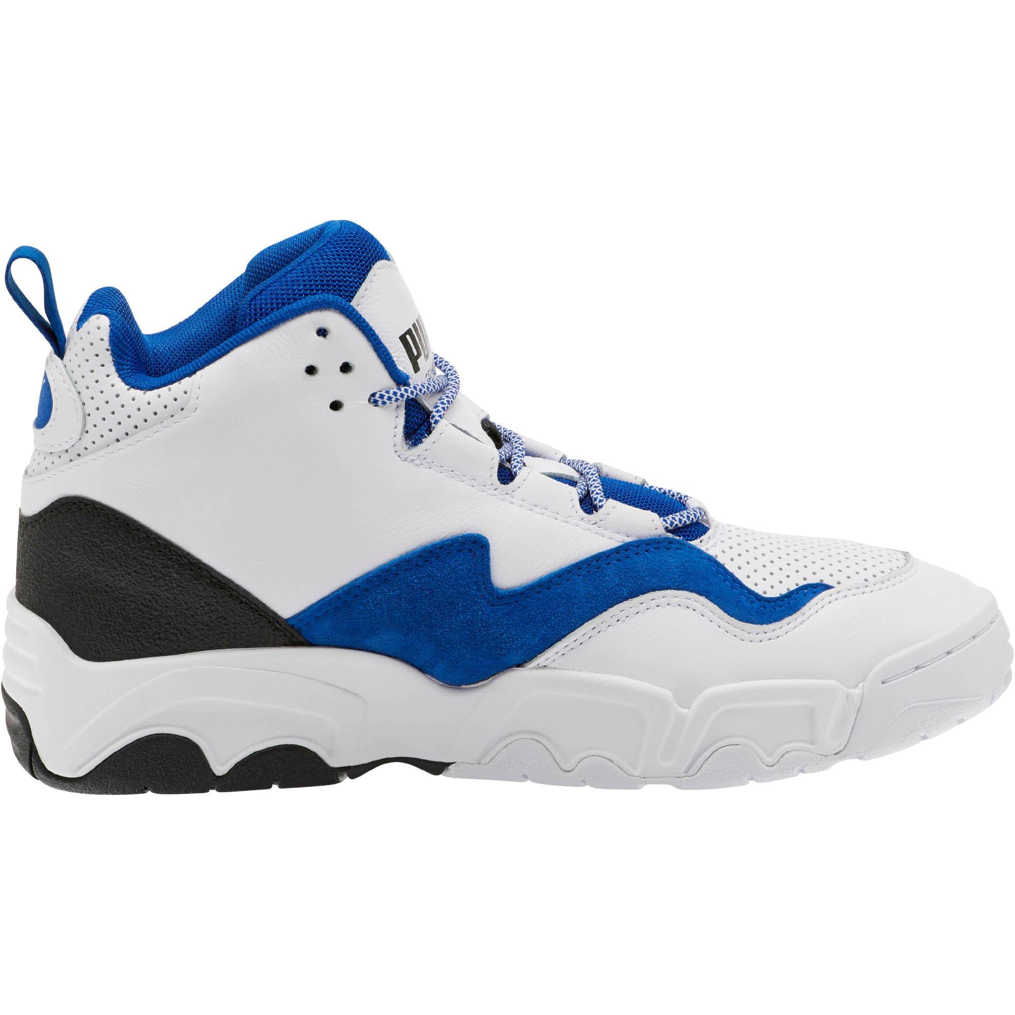 Miniatura 4 de Zapatos deportivos Source Mid Retro 2, P White-Surf The Web-Puma Bl, mediano
