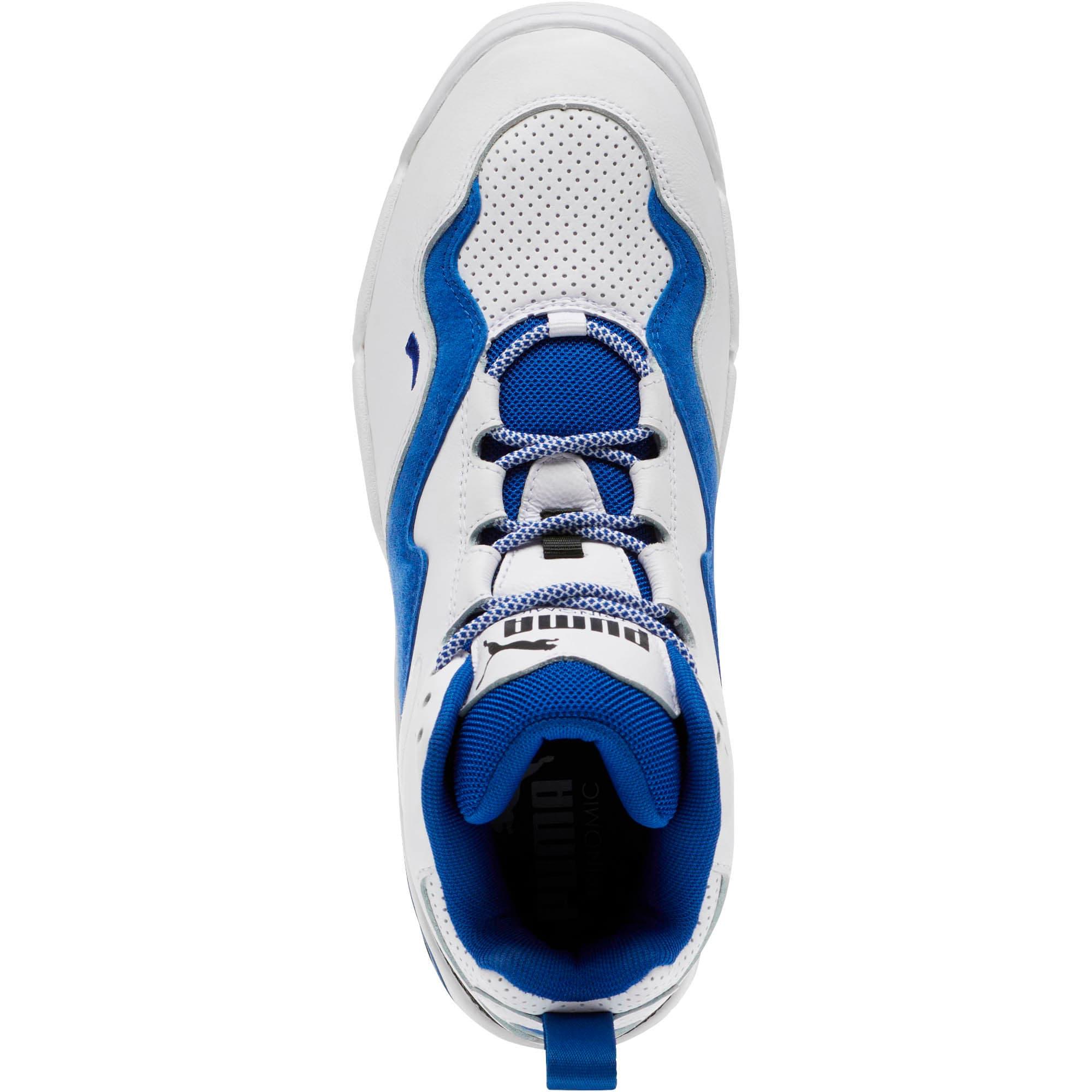 Miniatura 5 de Zapatos deportivos Source Mid Retro 2, P White-Surf The Web-Puma Bl, mediano