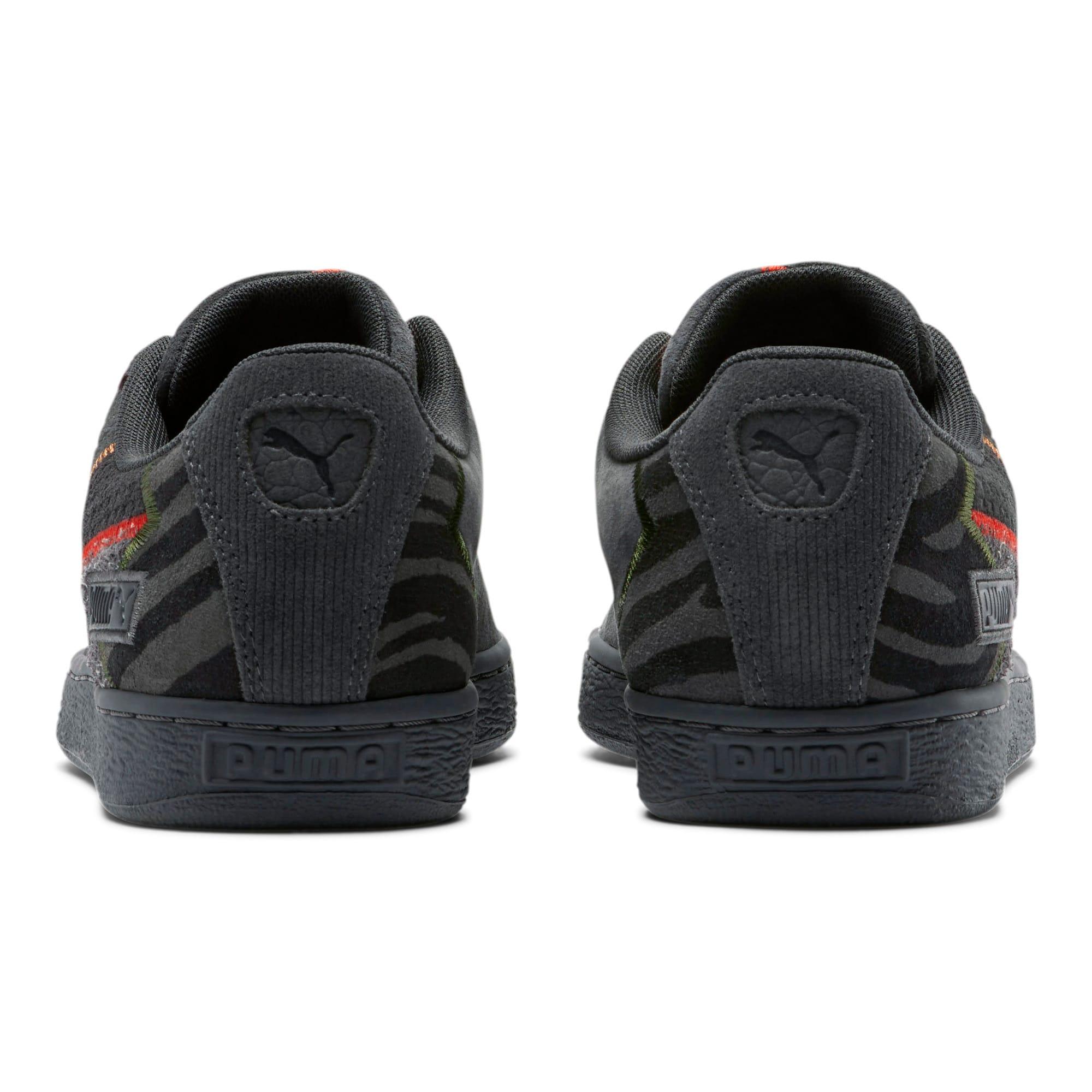 Thumbnail 3 of Suede RP Fashion Geek Sneakers, Asphalt, medium