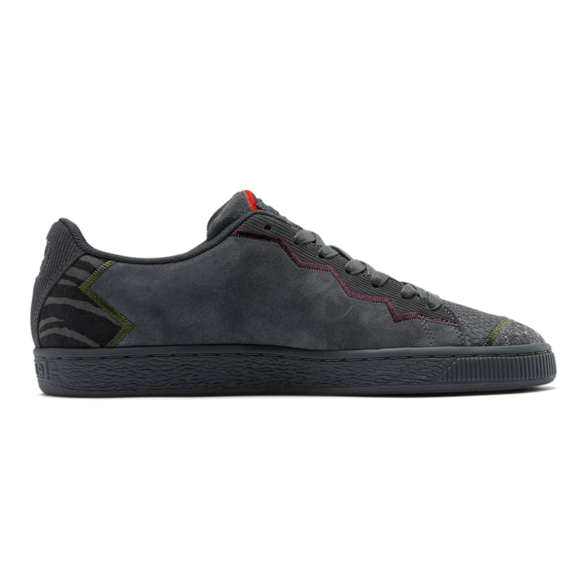 Thumbnail 5 of Suede RP Fashion Geek Sneakers, Asphalt, medium