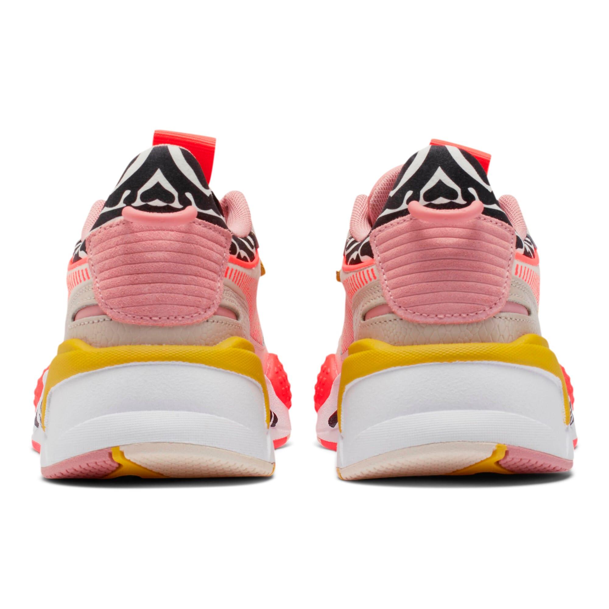 Thumbnail 3 of RS-X Unexpected Mixes Women's Sneakers, Pastel-Bridal Rose-Sulphur, medium