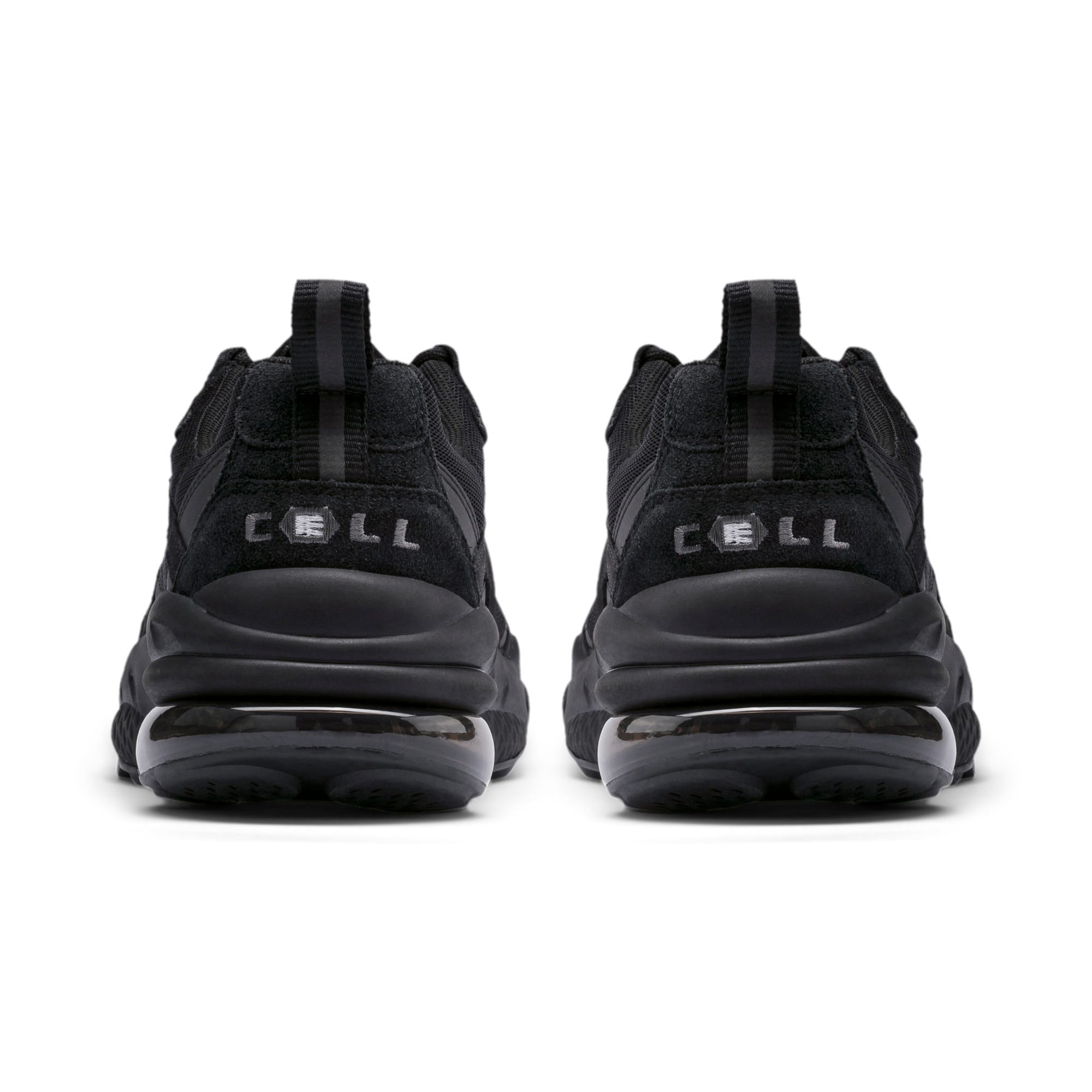 Thumbnail 3 of CELL Venom Blackout Sneakers, Puma Black-Puma Black, medium
