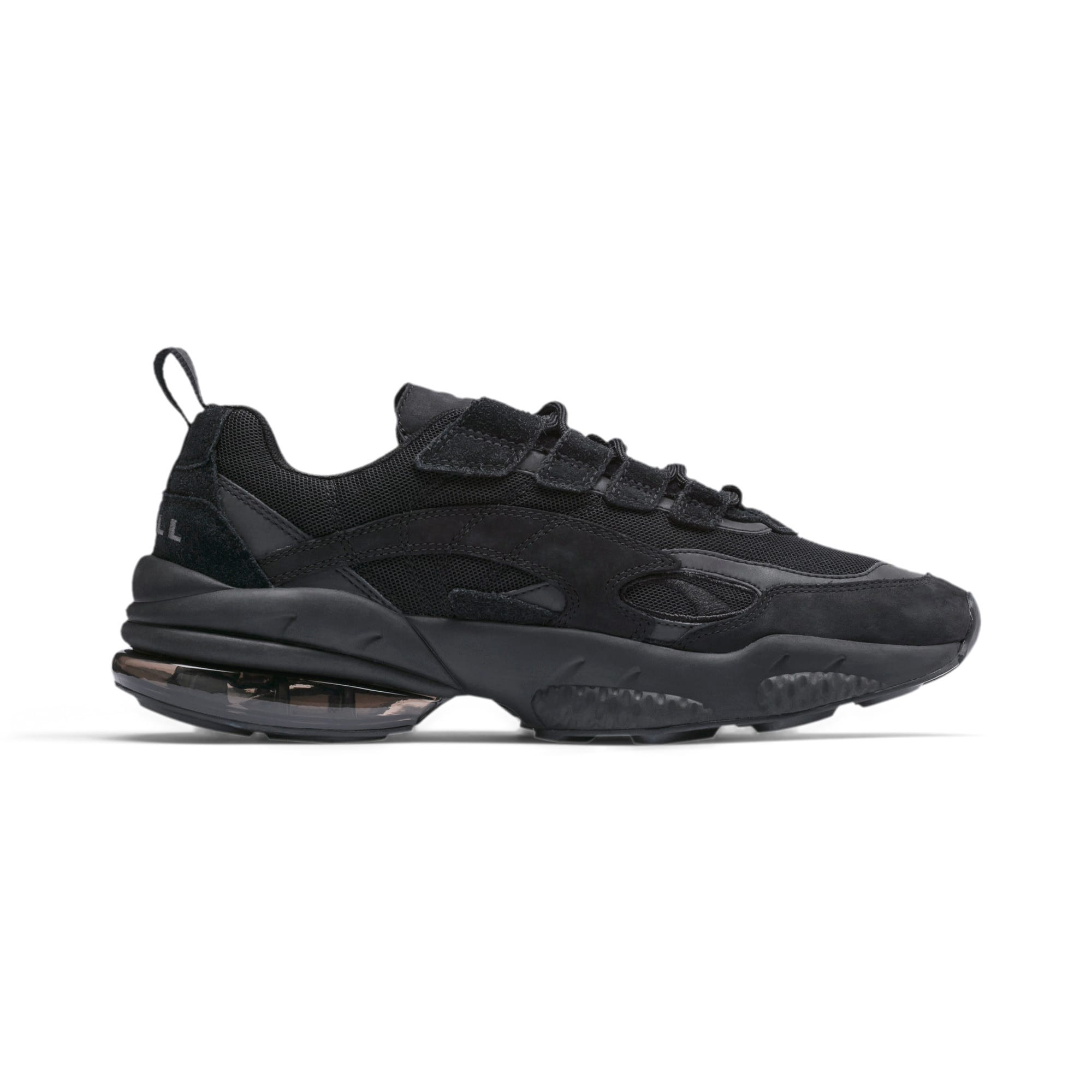 Thumbnail 5 of CELL Venom Blackout Sneakers, Puma Black-Puma Black, medium