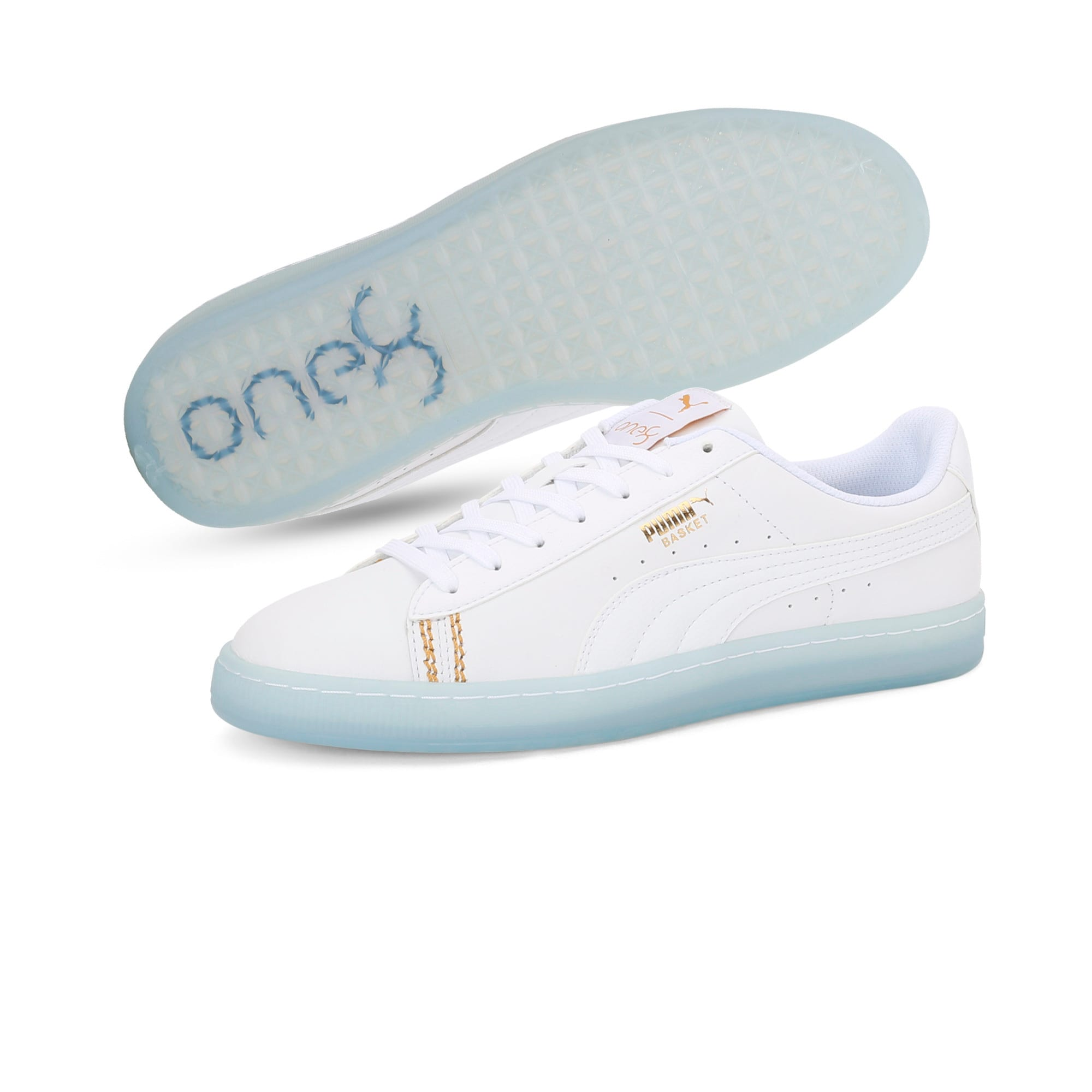 promo code 42e84 c5864 Basket Classic Reptile one8 Unisex Sneakers