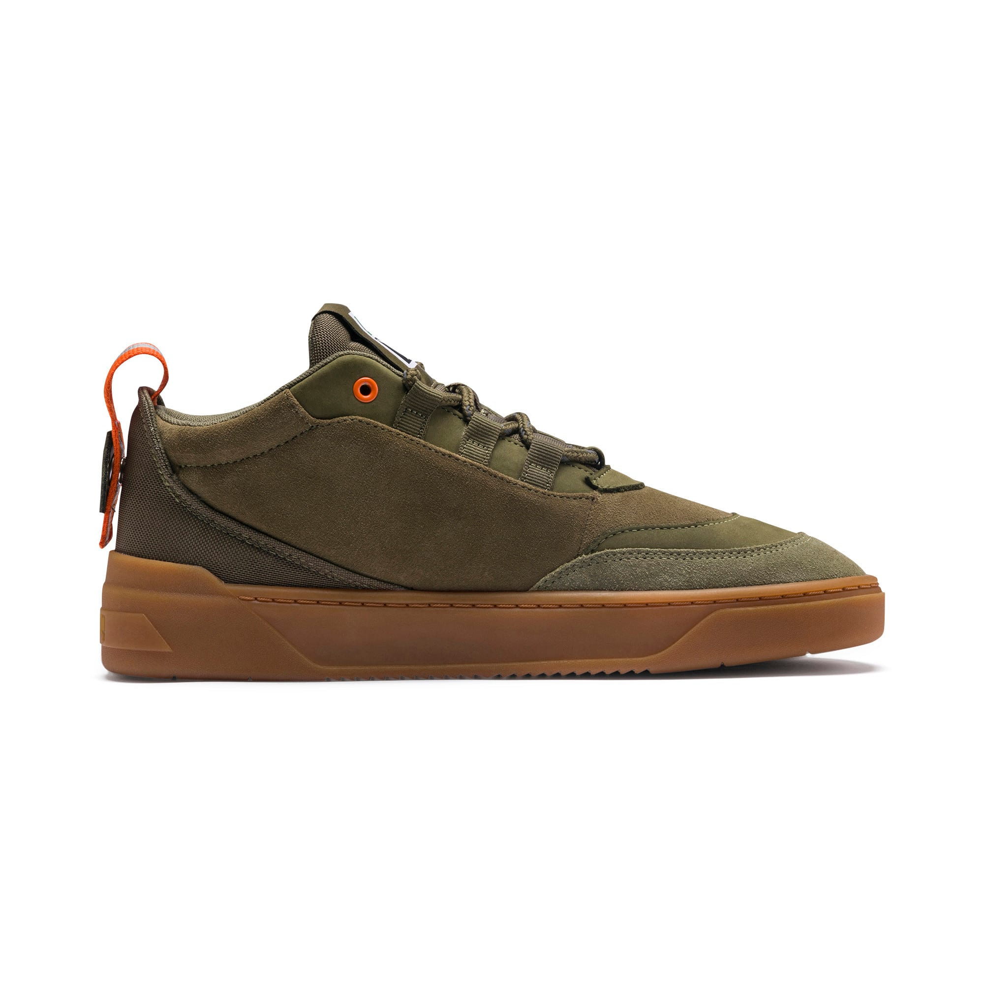 Thumbnail 5 of Cali Zero Demi Army Green Sneakers, Capulet Olive-Burnt Olive, medium