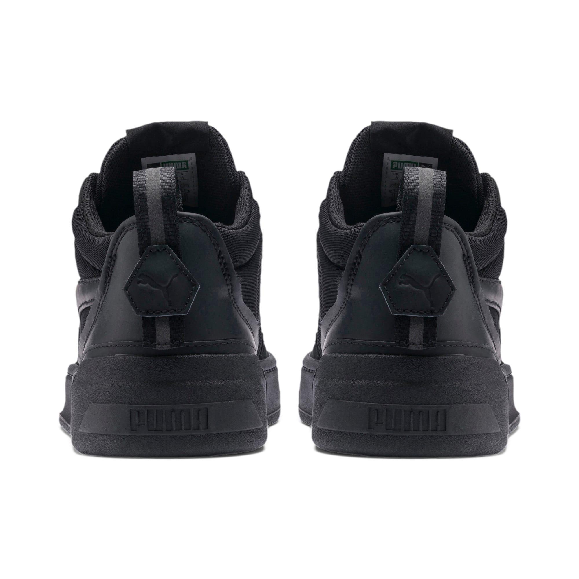 Thumbnail 3 of Cali Zero Demi Triple Black Sneakers, Puma Black-Puma Black, medium