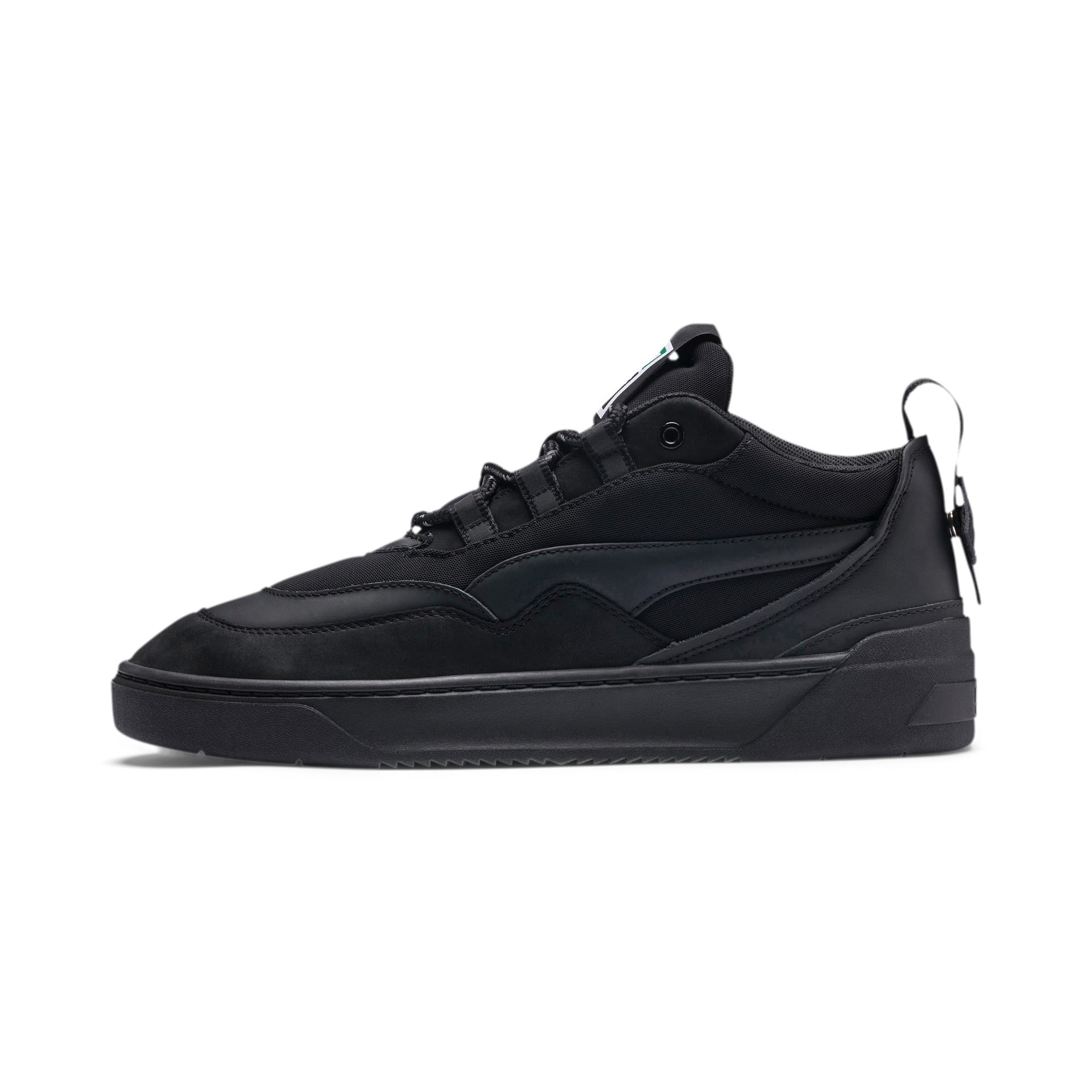 Thumbnail 1 of Cali Zero Demi Triple Black Sneakers, Puma Black-Puma Black, medium