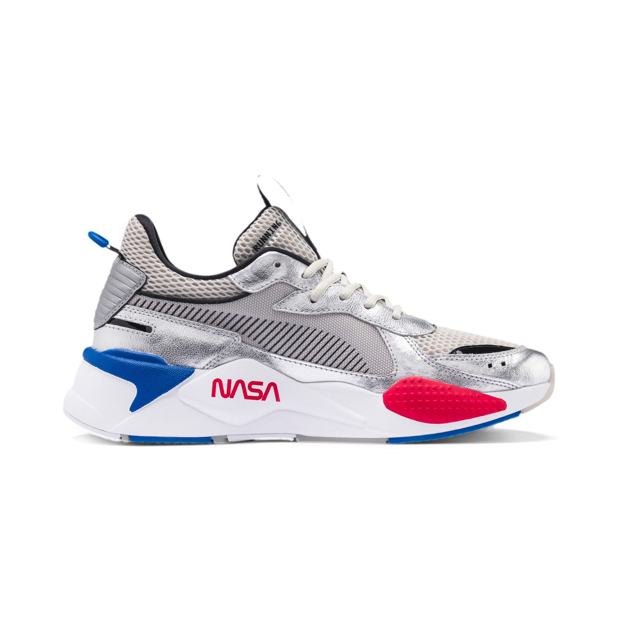 Thumbnail 5 of RS-X Space Explorer Trainers, Puma Silver-Gray Violet, medium