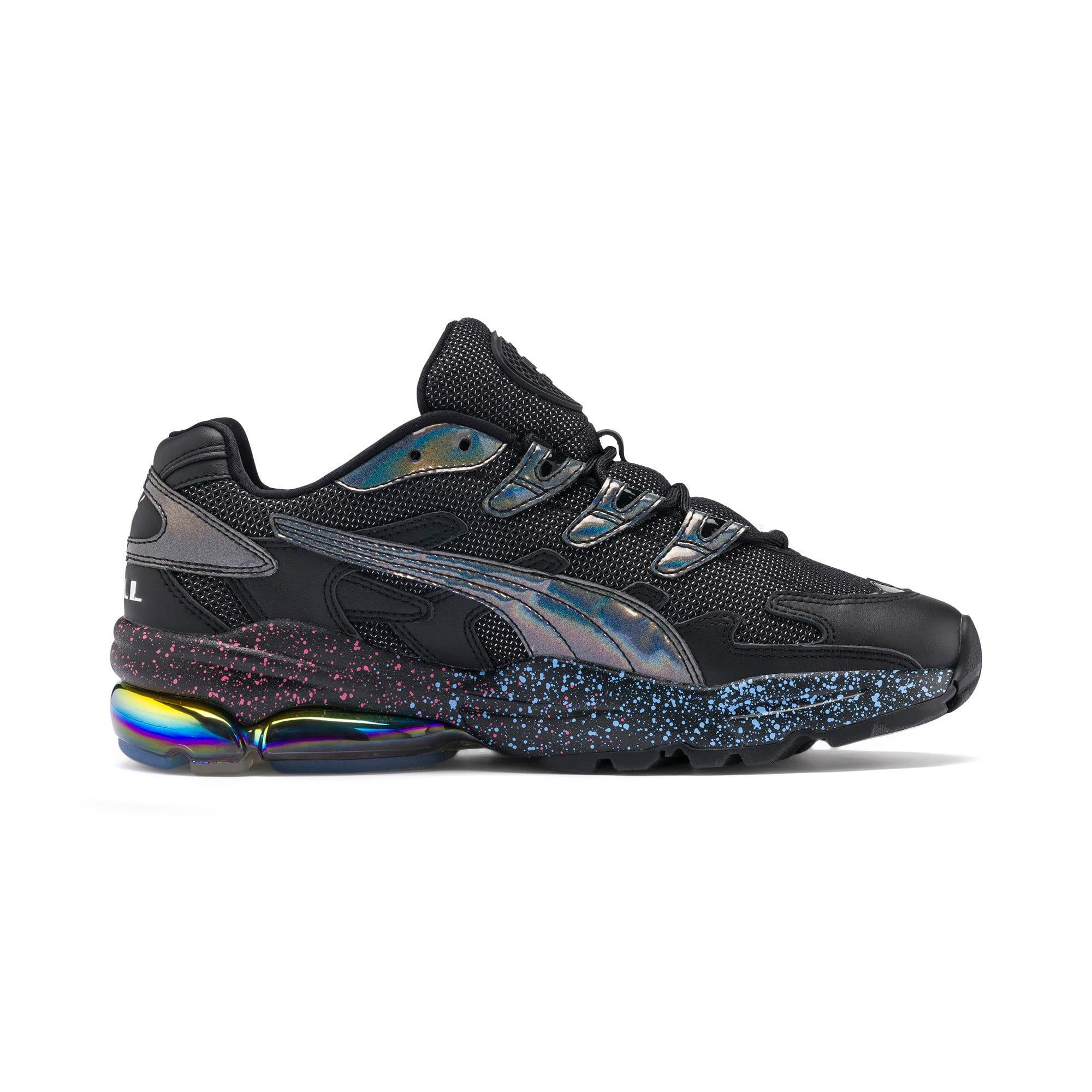 Thumbnail 5 of CELL Alien X Space Agency Sneakers, Puma Black-Puma Black, medium