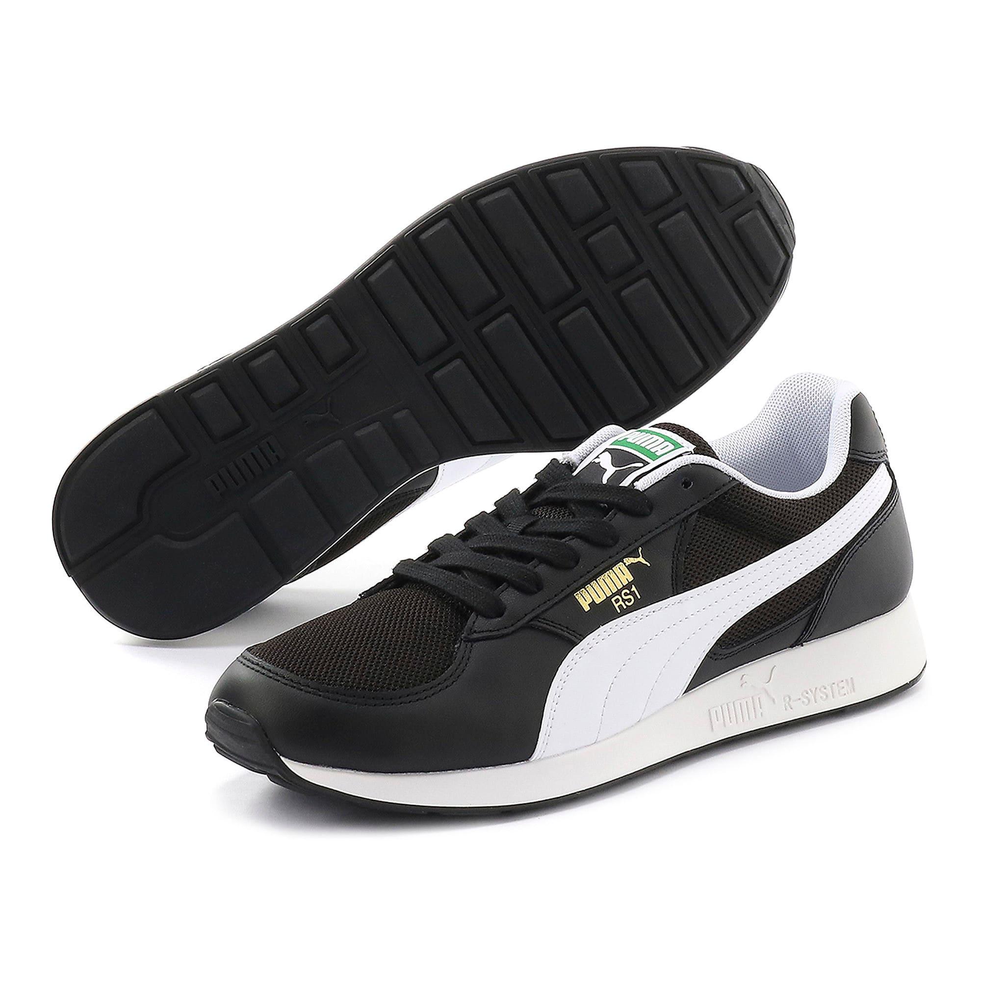 Thumbnail 2 of RS-1 OG CLONE Sneakers, Puma Black-CASTLEROCK, medium