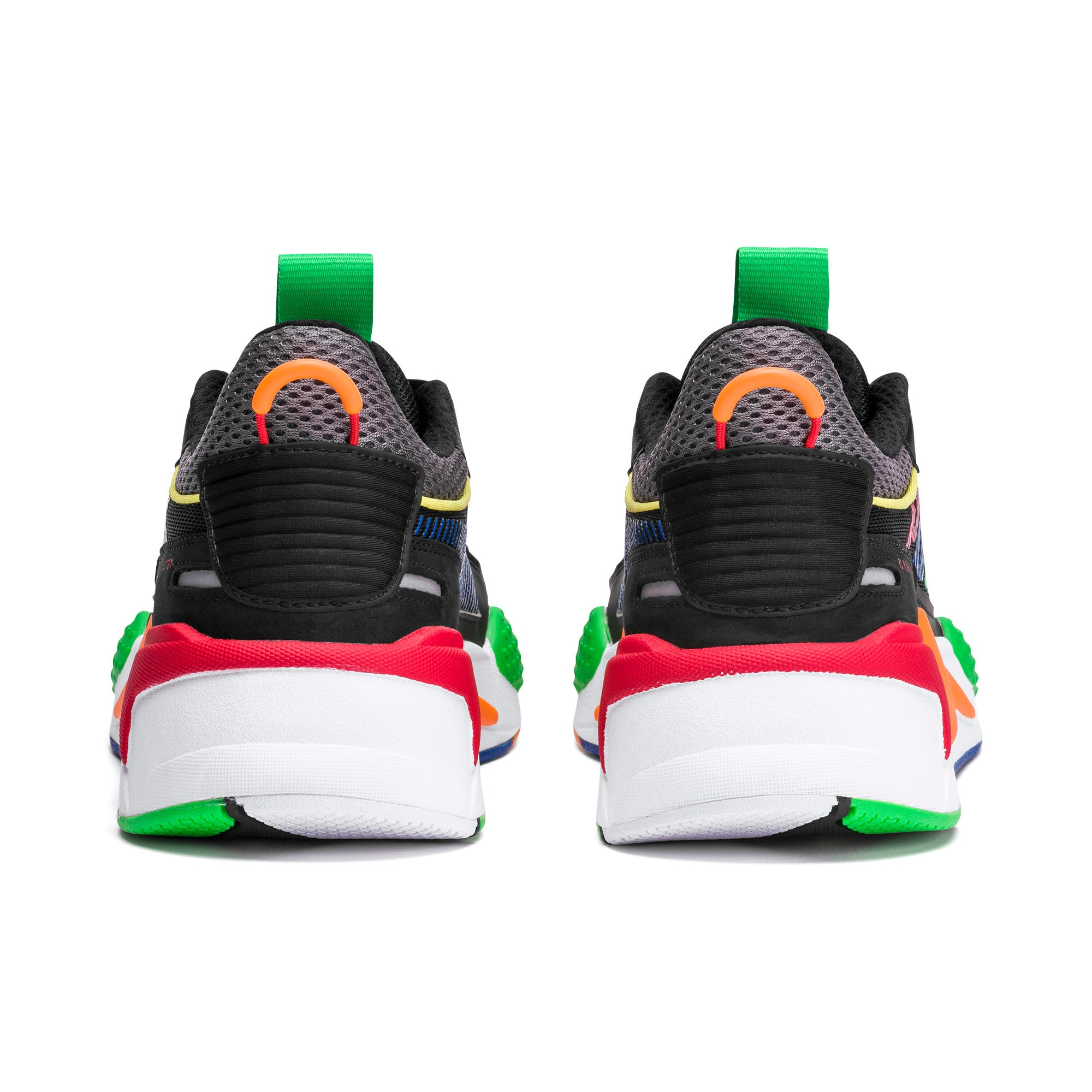 Thumbnail 3 of RS-X Bold Trainers, Blk-ANDEANTOUCAN-OraPopsicle, medium