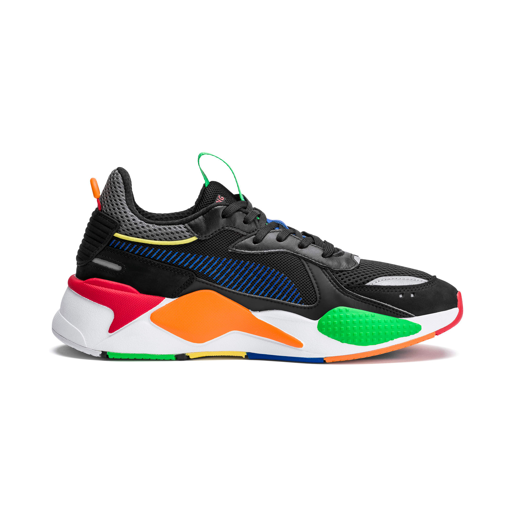 Thumbnail 5 of RS-X Bold Trainers, Blk-ANDEANTOUCAN-OraPopsicle, medium