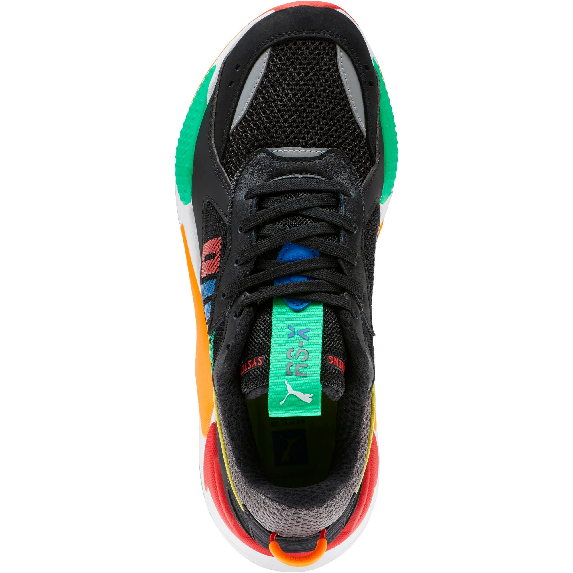 Thumbnail 5 of RS-X Bold Sneakers, Blk-ANDEANTOUCAN-OraPopsicle, medium