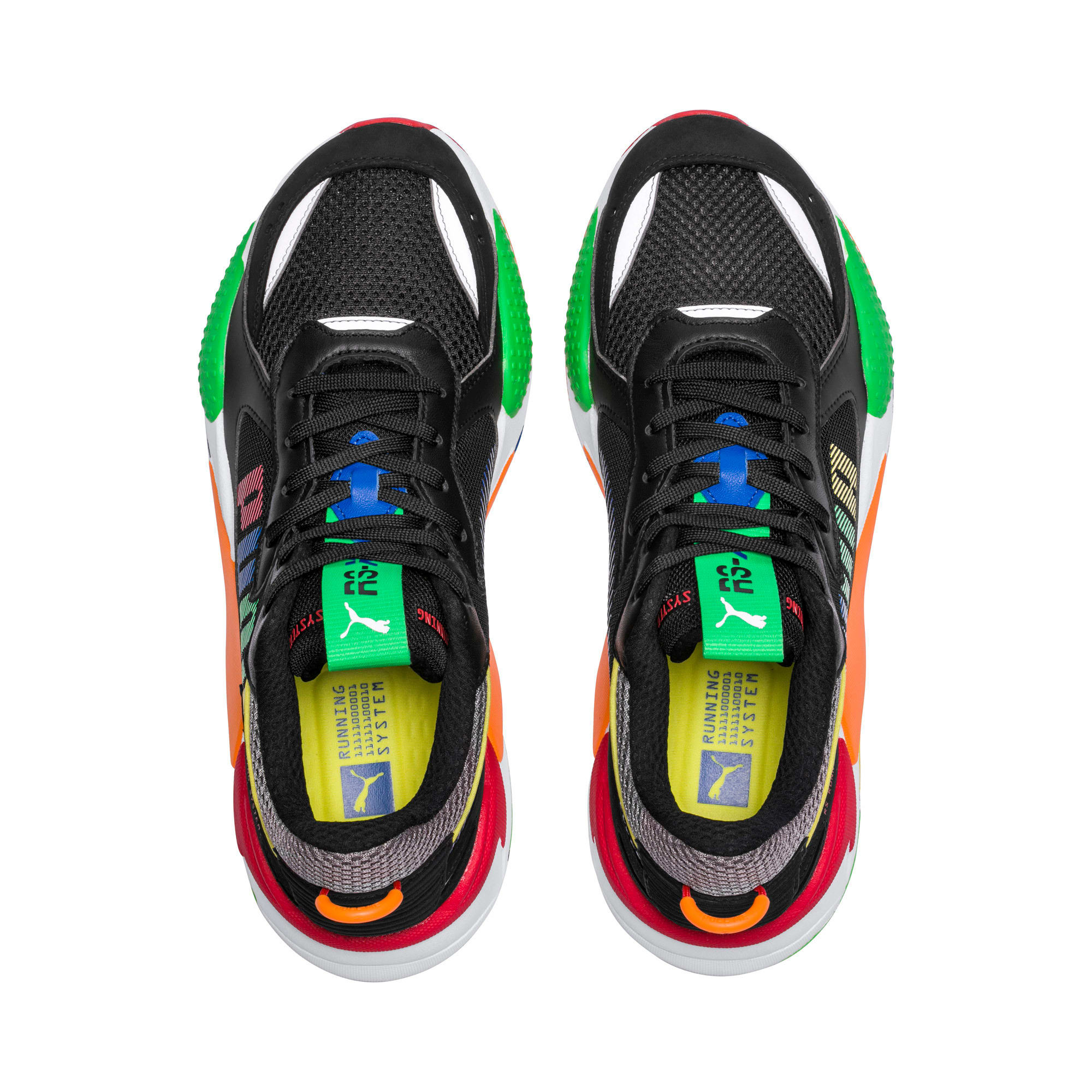 Thumbnail 6 of RS-X Bold Trainers, Blk-ANDEANTOUCAN-OraPopsicle, medium