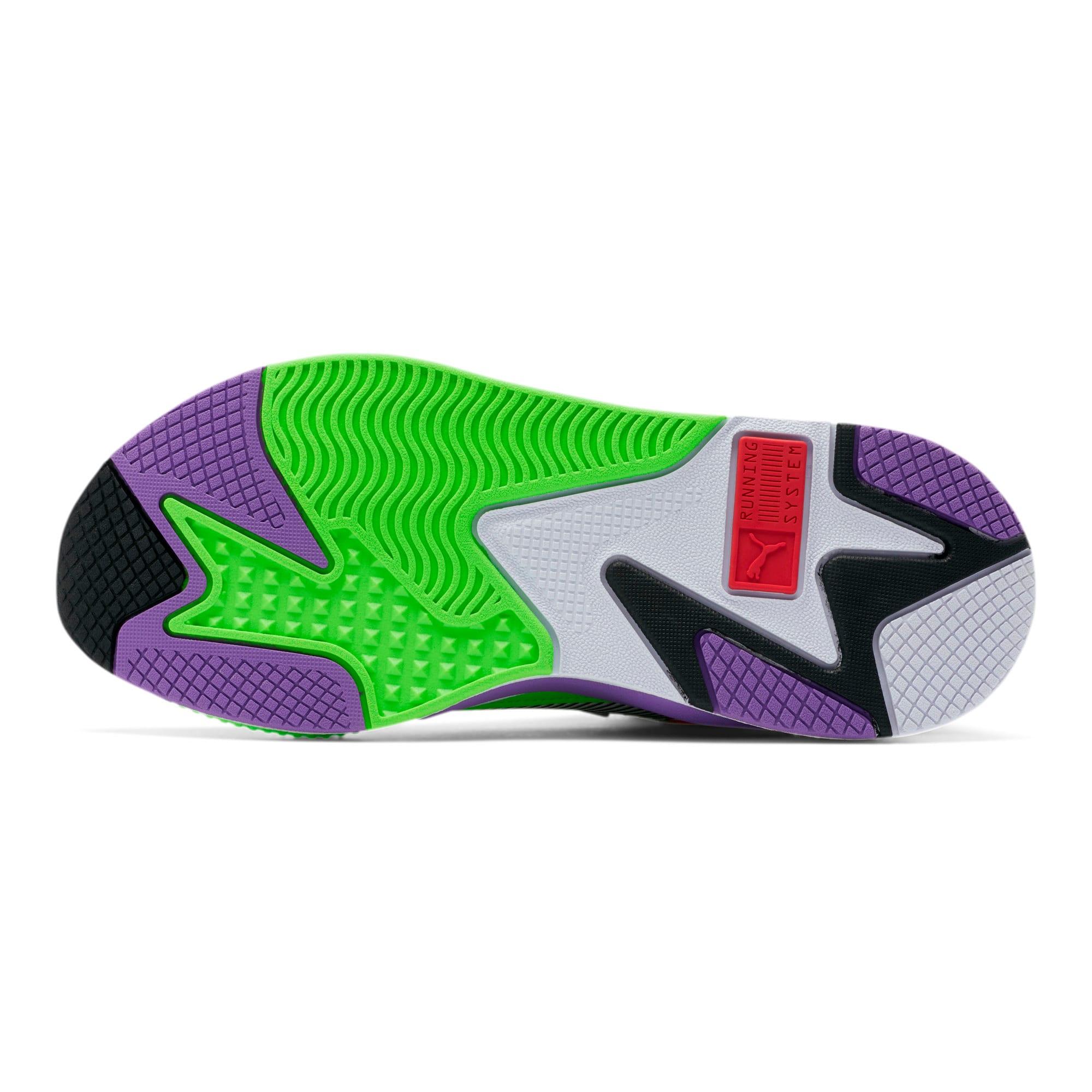 Thumbnail 4 of RS-X Bold Sneakers, PWhite-Gr Gecko-Royal Lilac, medium