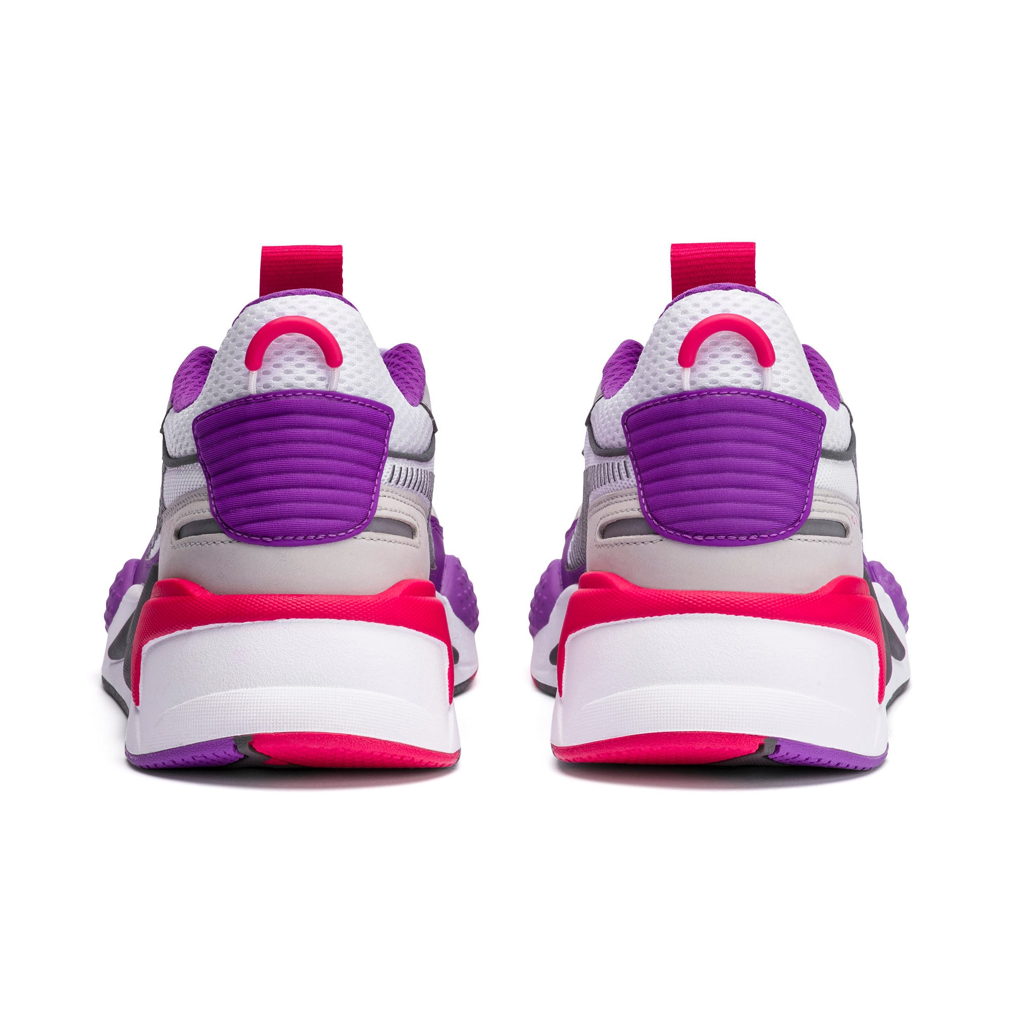 Thumbnail 3 of RS-X Bold Trainers, PWhite-High Rise-Royal Lilac, medium