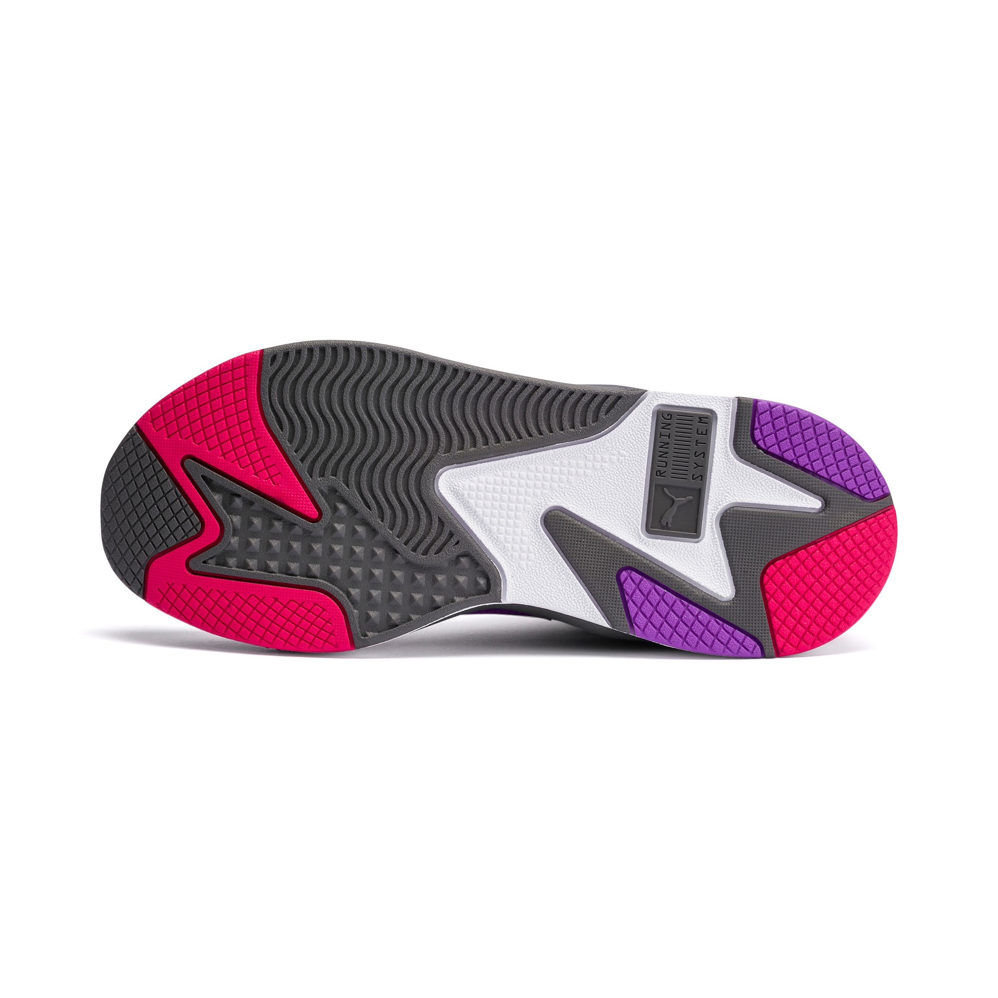 Thumbnail 4 of RS-X Bold Trainers, PWhite-High Rise-Royal Lilac, medium