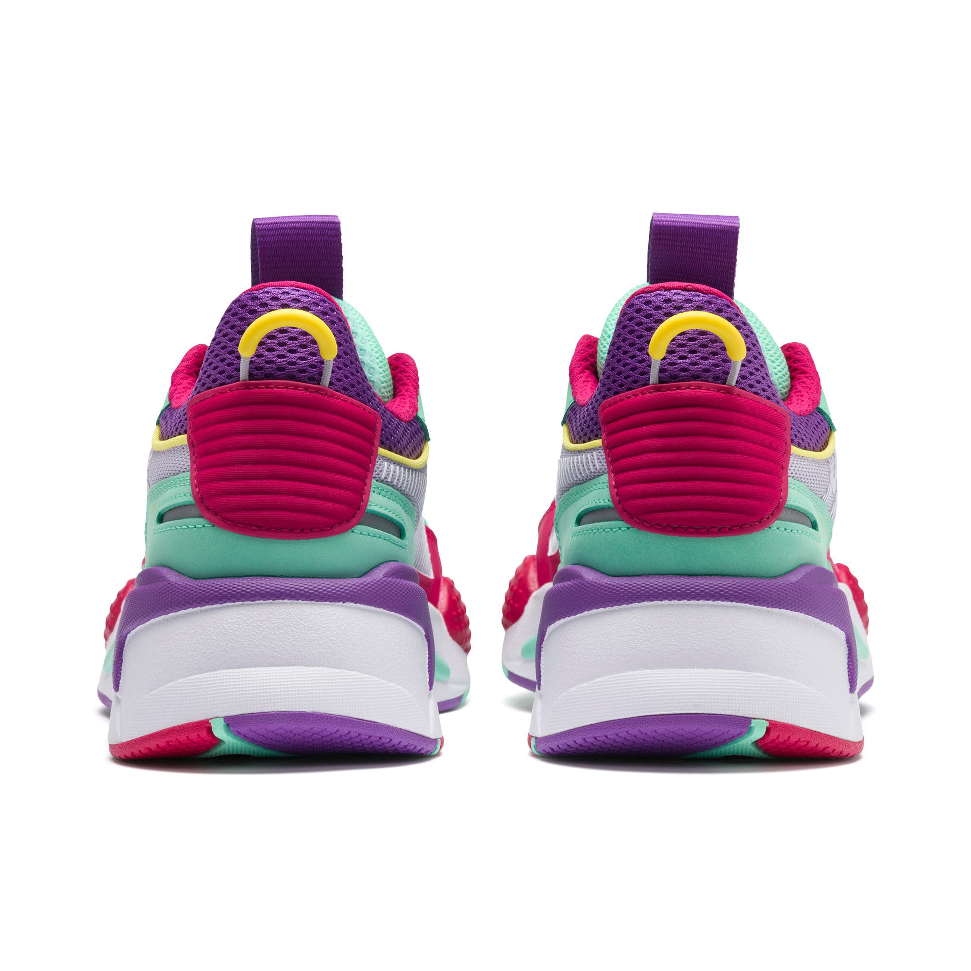 Thumbnail 3 of RS-X Bold Trainers, PurHeather-GrGlimmer-LPotion, medium