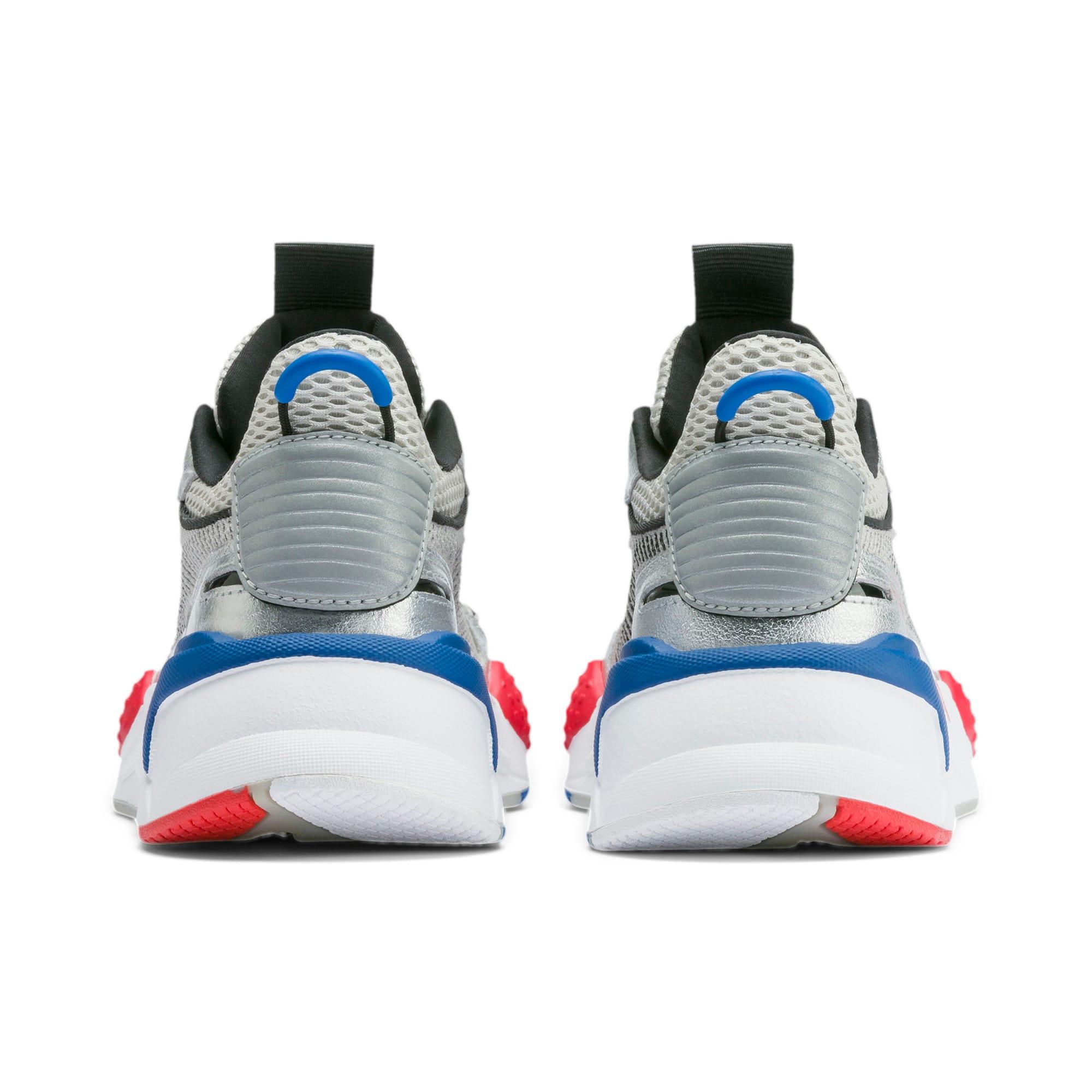 Thumbnail 3 of RS-X Space Agency Sneakers JR, Puma Silver-Gray Violet, medium