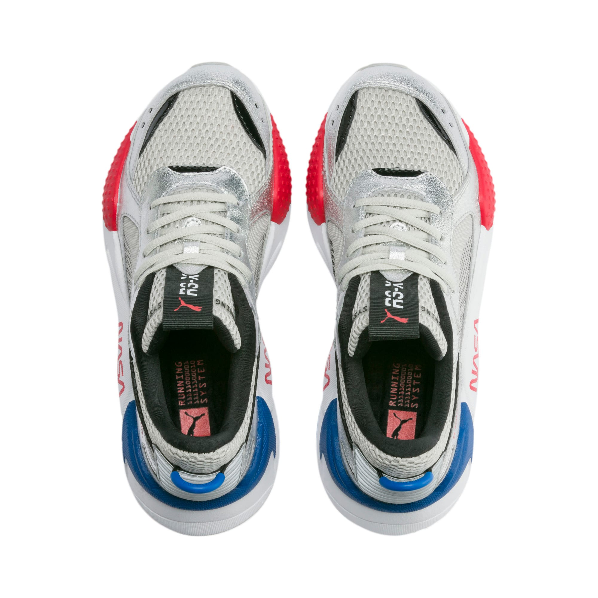 Thumbnail 6 of RS-X Space Agency Sneakers JR, Puma Silver-Gray Violet, medium