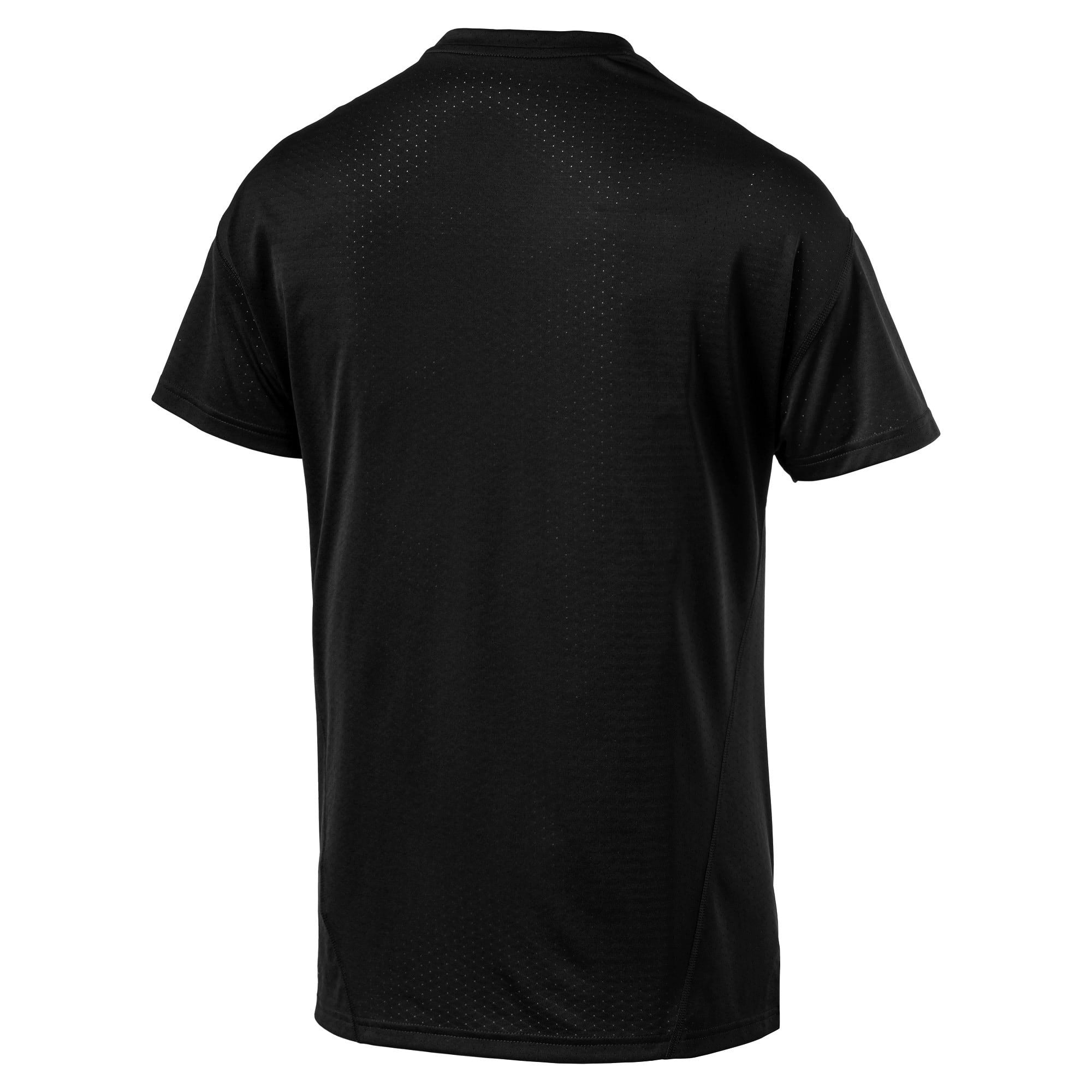 Thumbnail 2 of A.C.E. Short Sleeve Men's Training Top, Puma Black, medium