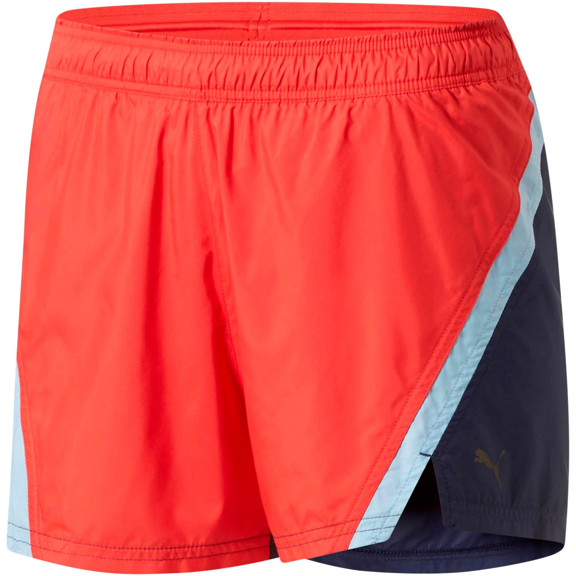 Thumbnail 1 of Blast 3'' Women's Training Shorts, Ribbon Red, medium