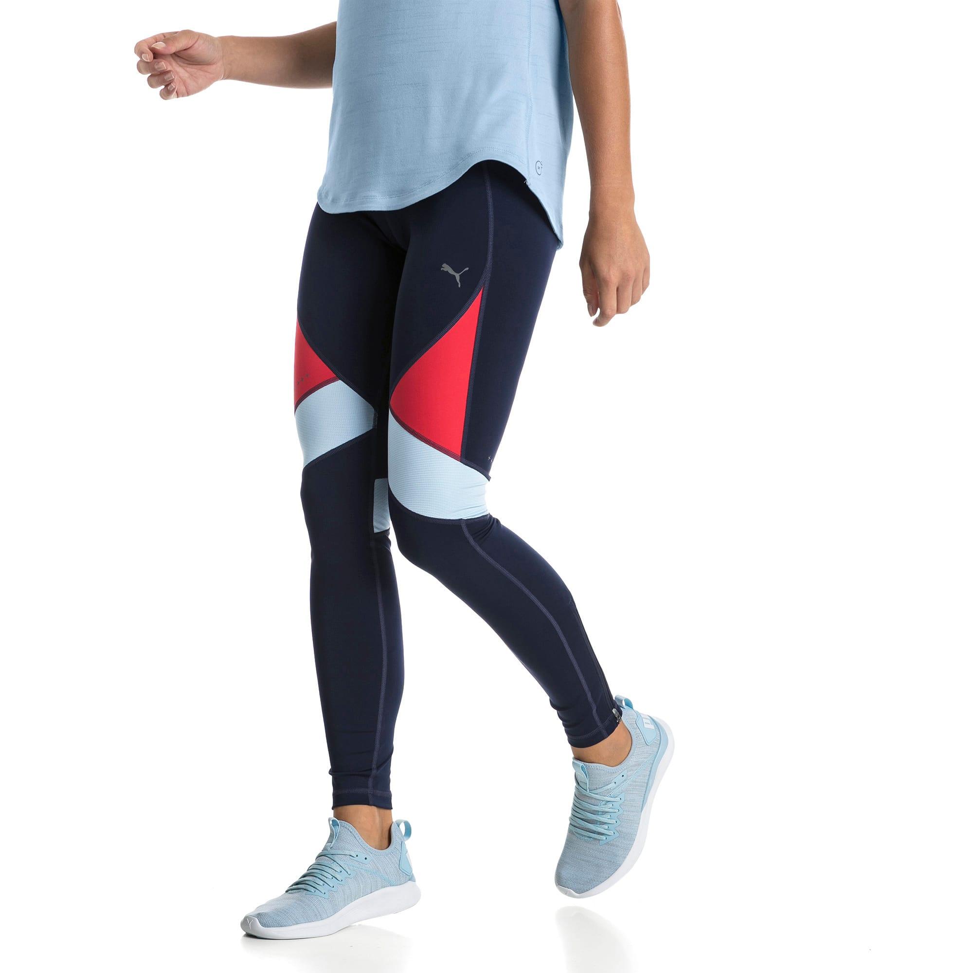 Pantaloni aderenti Running IGNITE donna