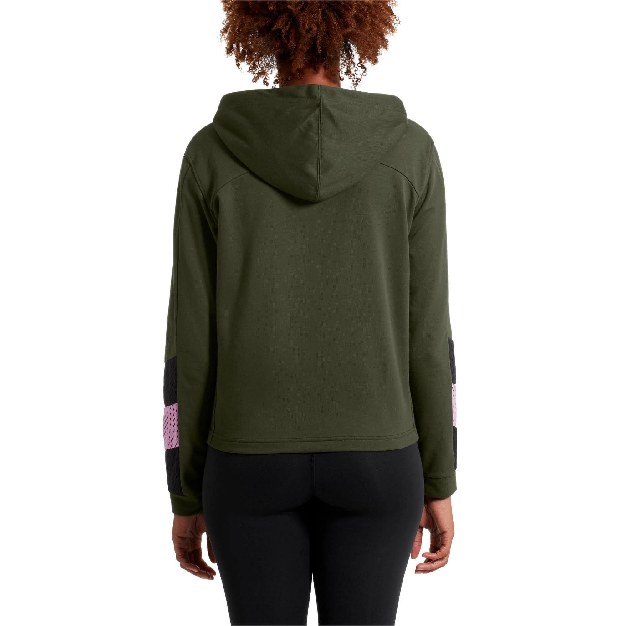 Thumbnail 3 of Training Women's A.C.E. Sweat Jacket, Forest Night, medium