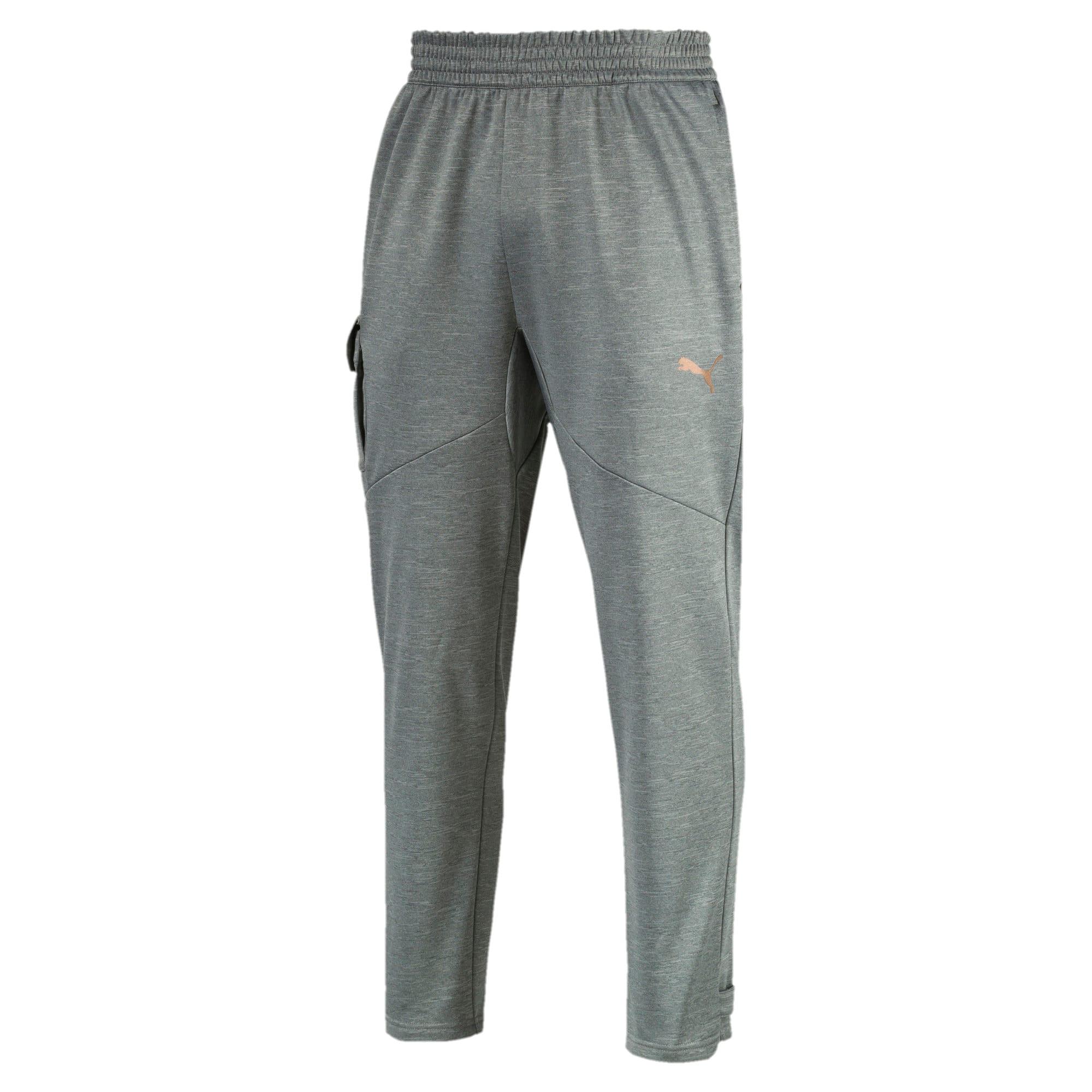 Thumbnail 1 of BND Tech Trackster Men's Sweatpants, Medium Gray Heather, medium