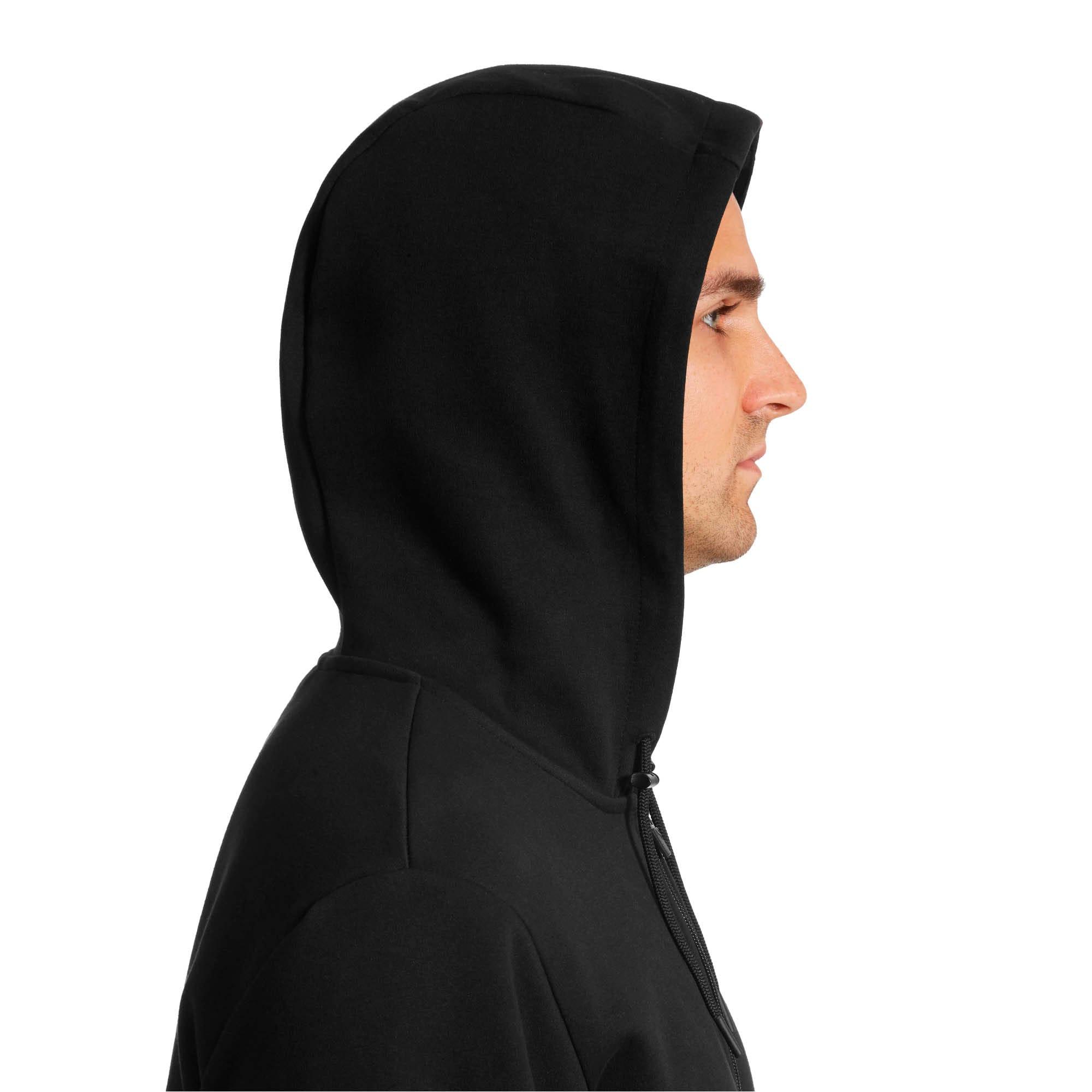 Thumbnail 4 of VENT Zip-Up Hooded Men's Jacket, Puma Black, medium