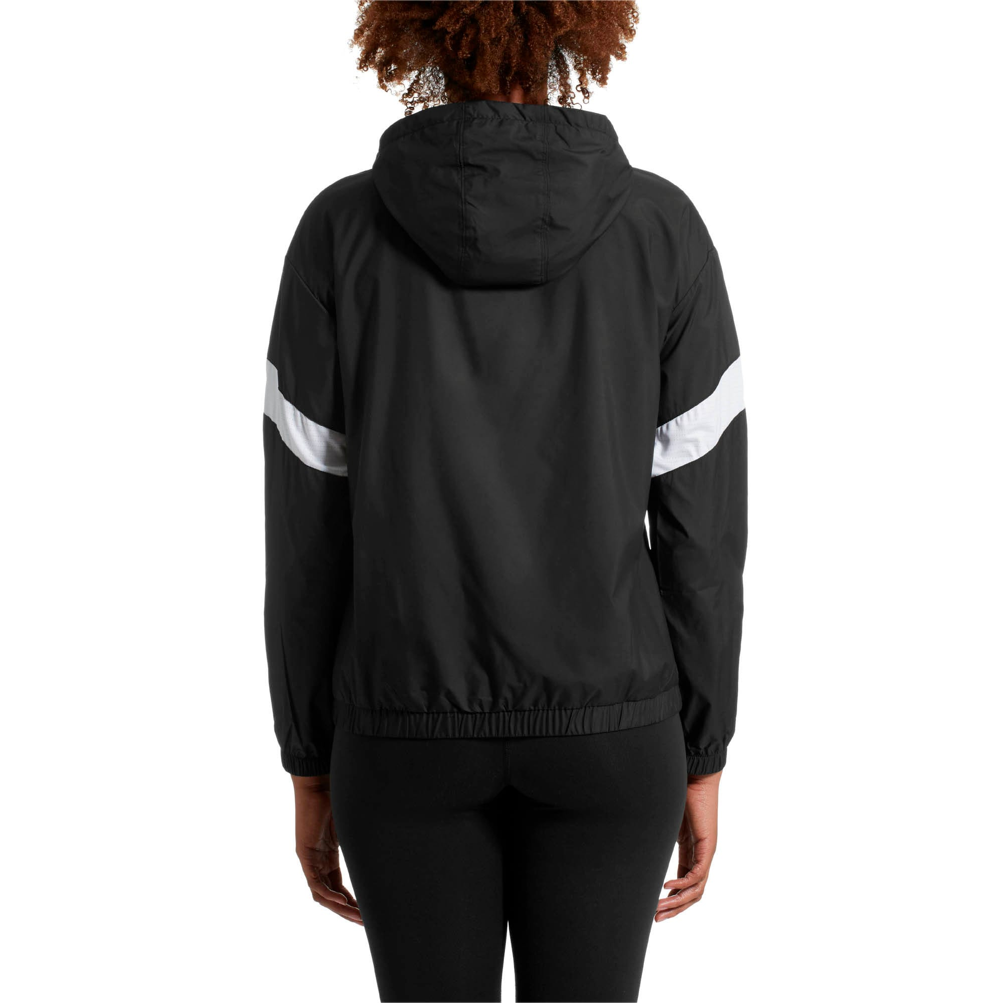 Thumbnail 3 of A.C.E Women's Jacket, Puma Black-Puma White, medium