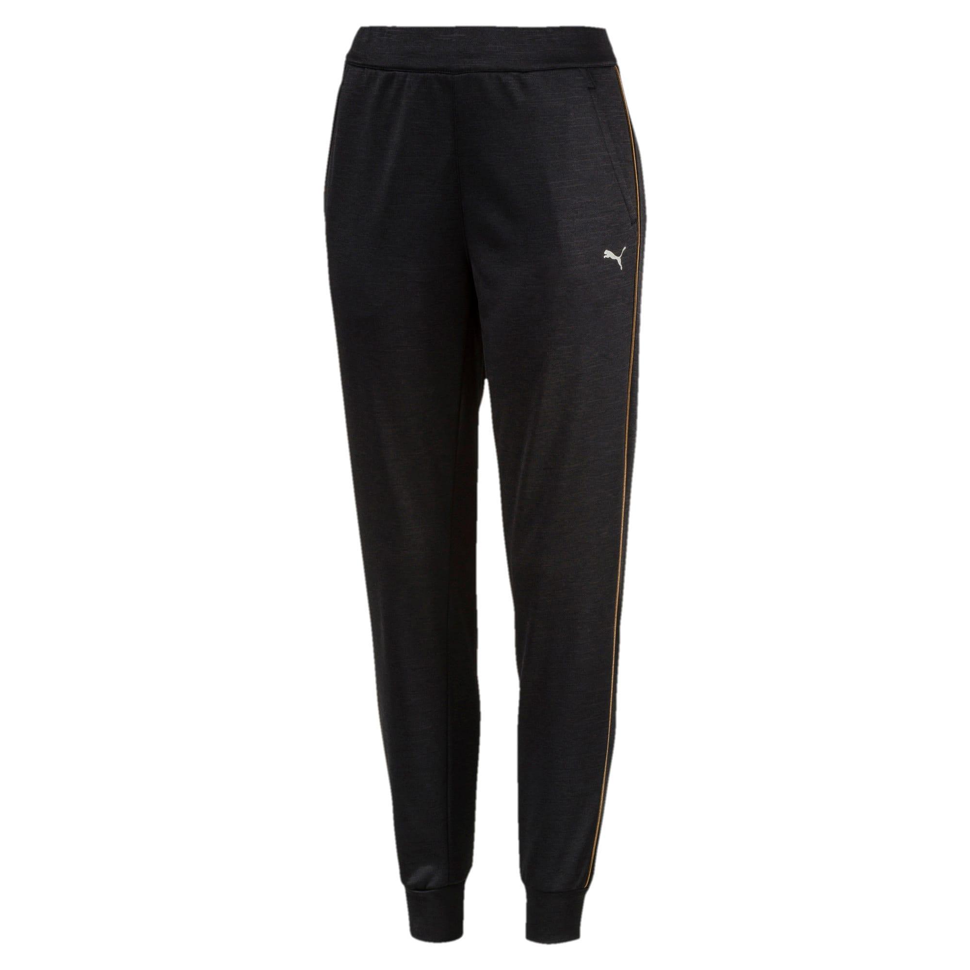 Thumbnail 1 of Be Ready Women's Sweatpants, Puma Black Heather, medium