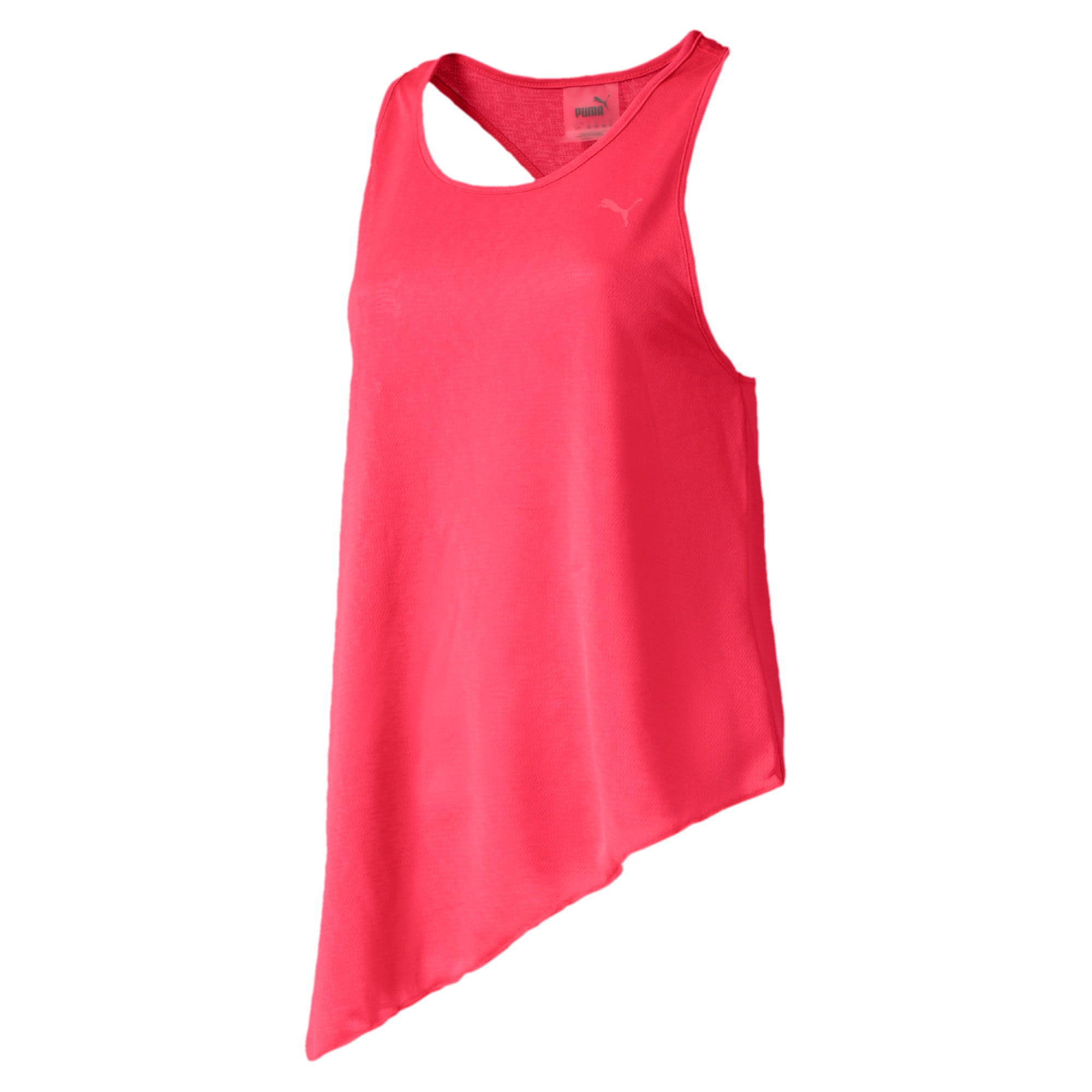 Thumbnail 4 of Top Training A.C.E. Mono Tank pour femme, Pink Alert, medium