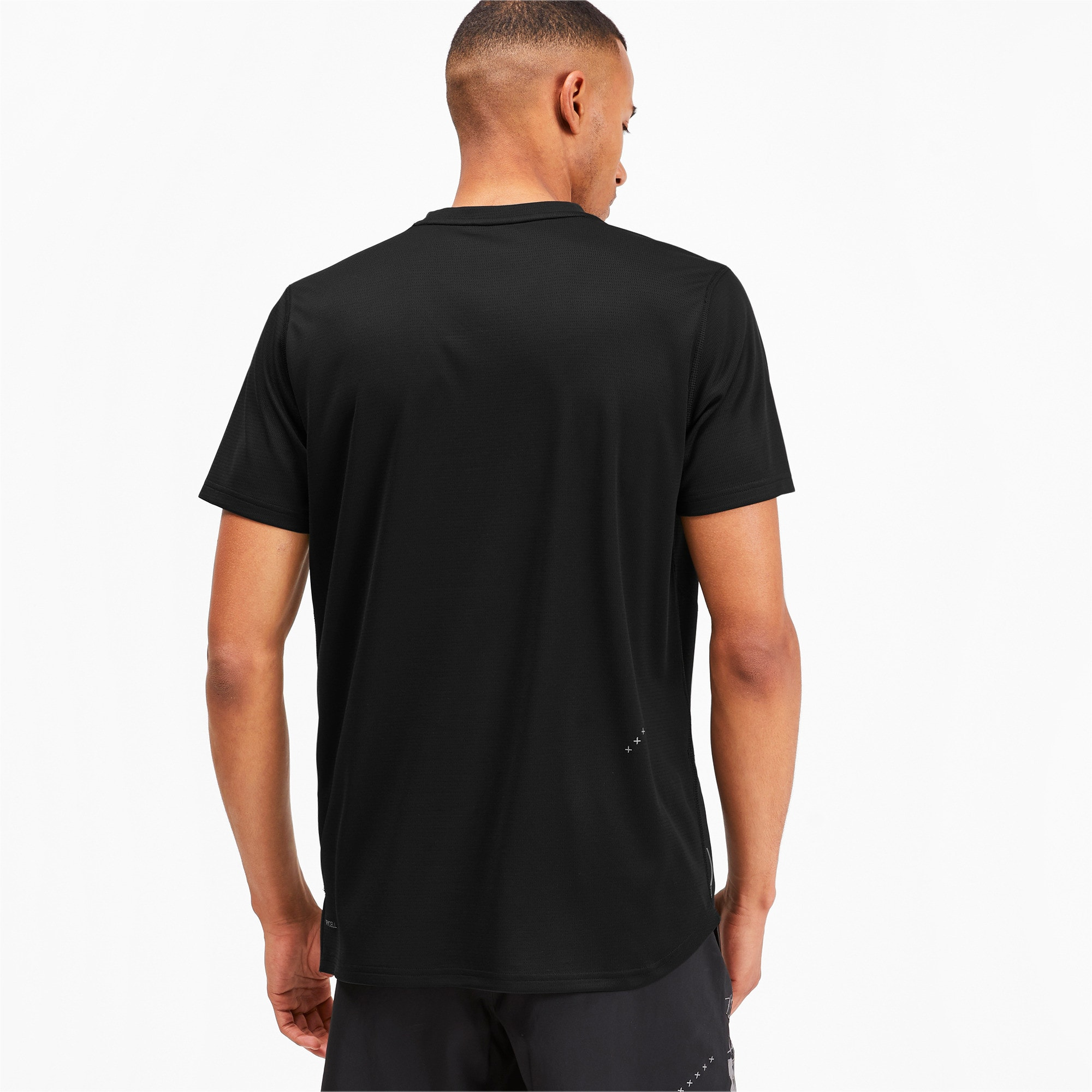 Thumbnail 2 of IGNITE Men's Running T-Shirt, Puma Black, medium