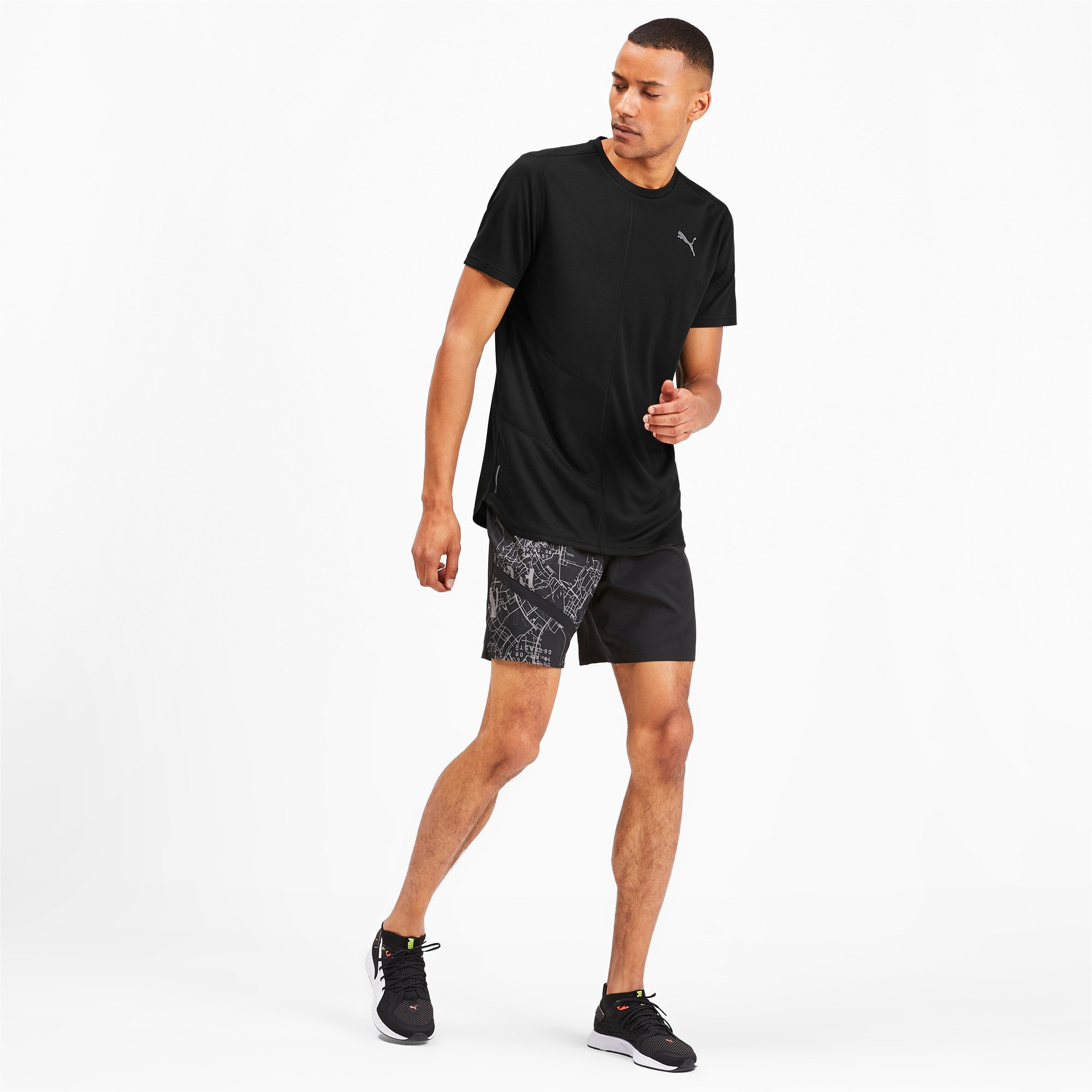 Thumbnail 3 of IGNITE Men's Running T-Shirt, Puma Black, medium
