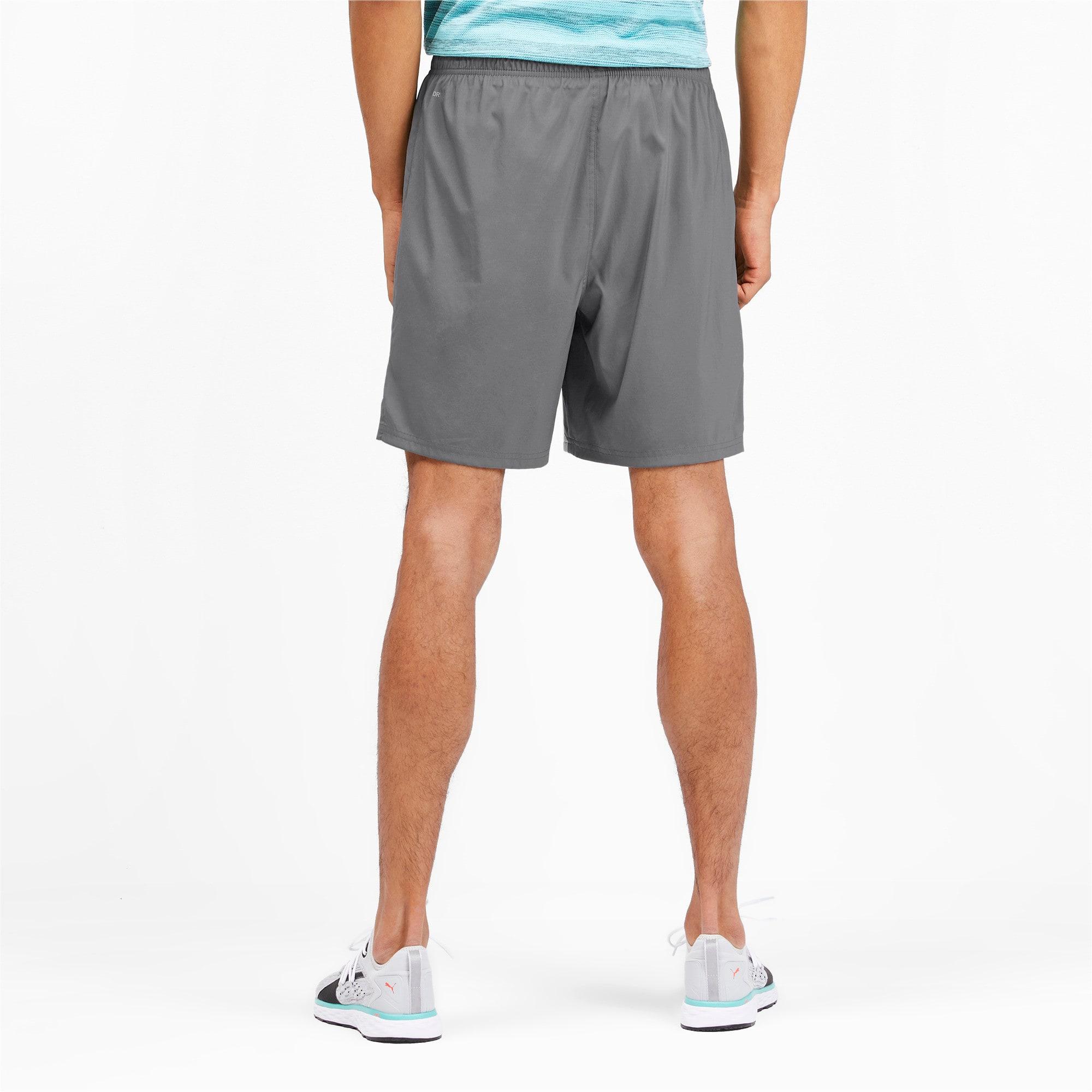 "Miniatura 2 de Shorts Ignite Blocked de 7"" para hombre, CASTLEROCK-Blue Turquoise, mediano"