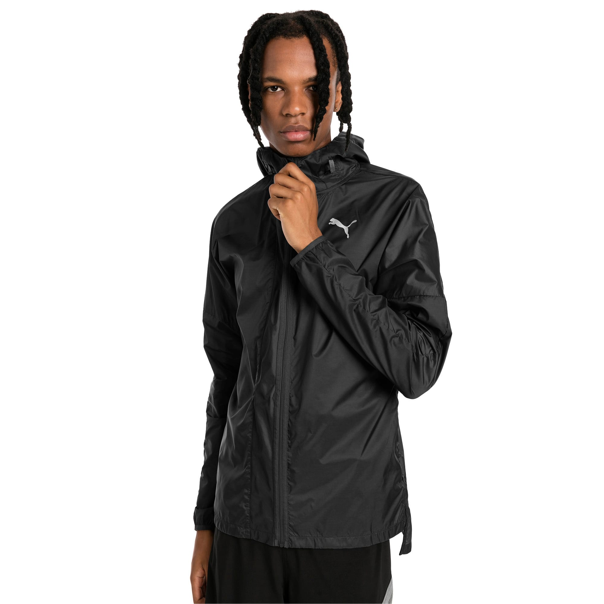 Thumbnail 1 of LastLap Herren Training Jacke, Asphalt Heather, medium